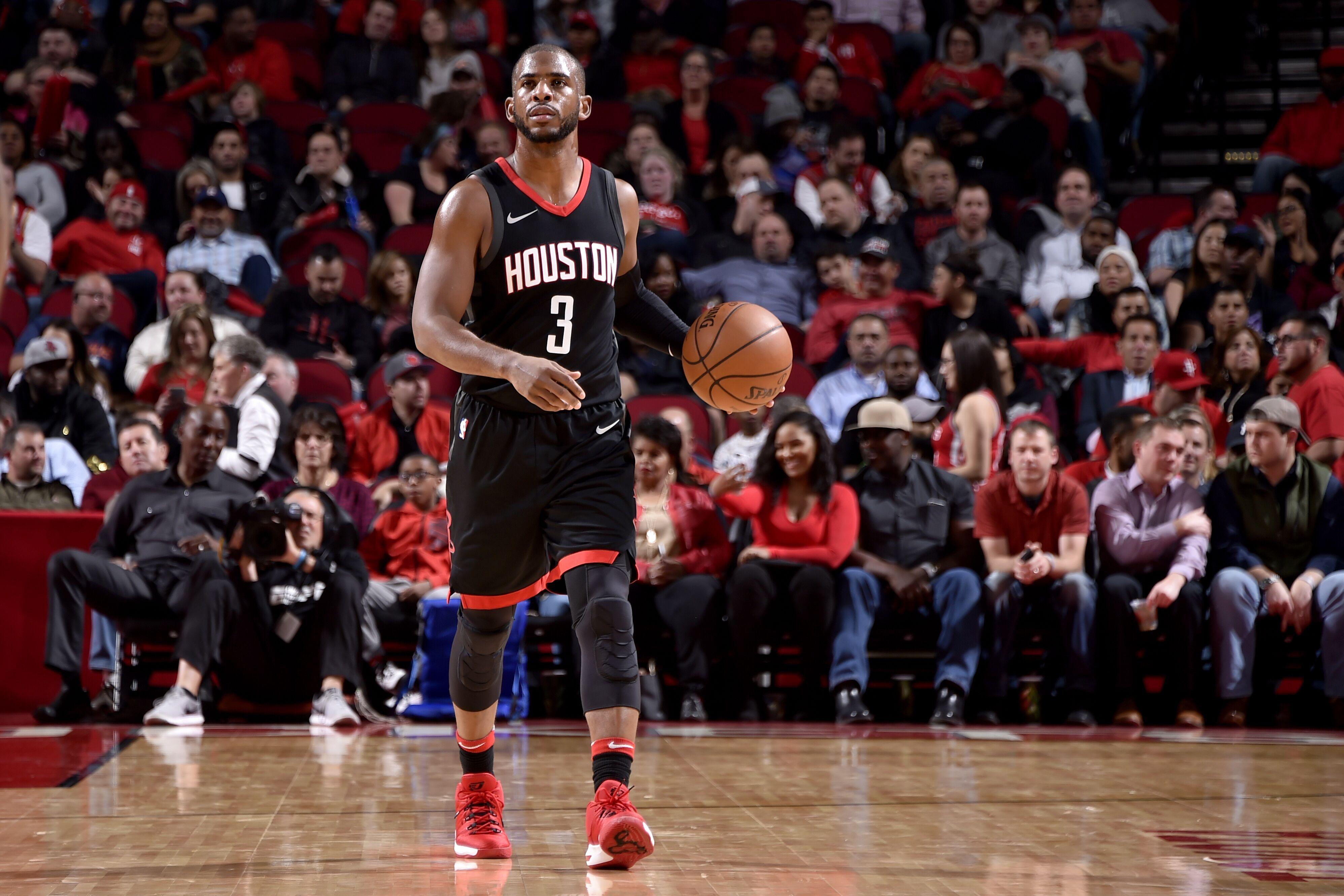 Rockets Vs Suns Hd: 3 Reasons Chris Paul Makes The Houston Rockets Unbeatable