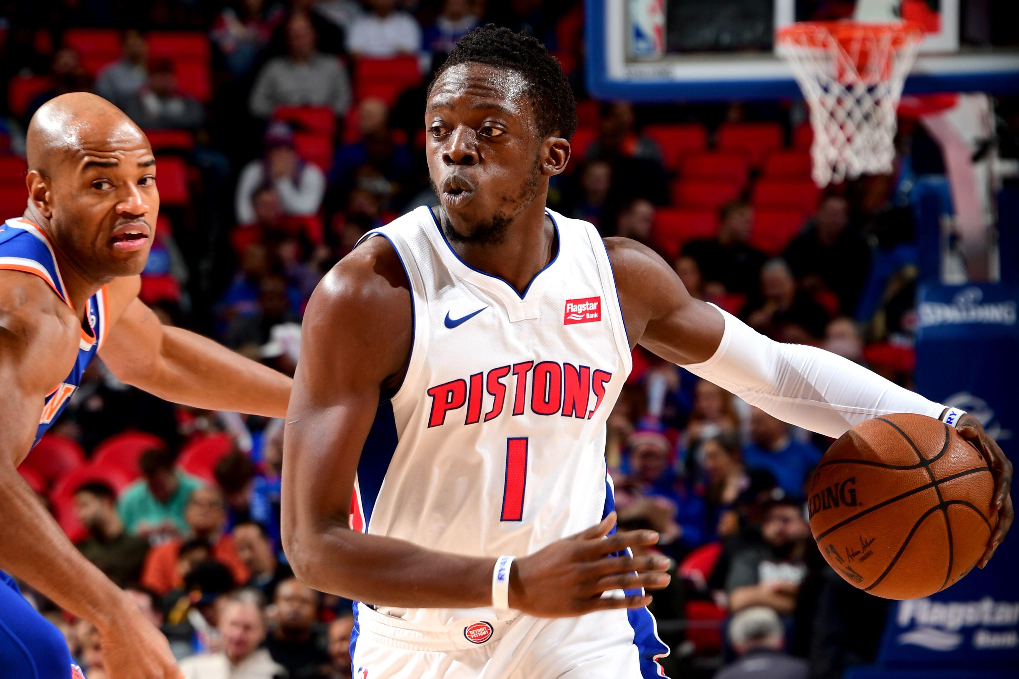 Detroit Pistons: Surviving without Reggie Jackson for 6-8 ...