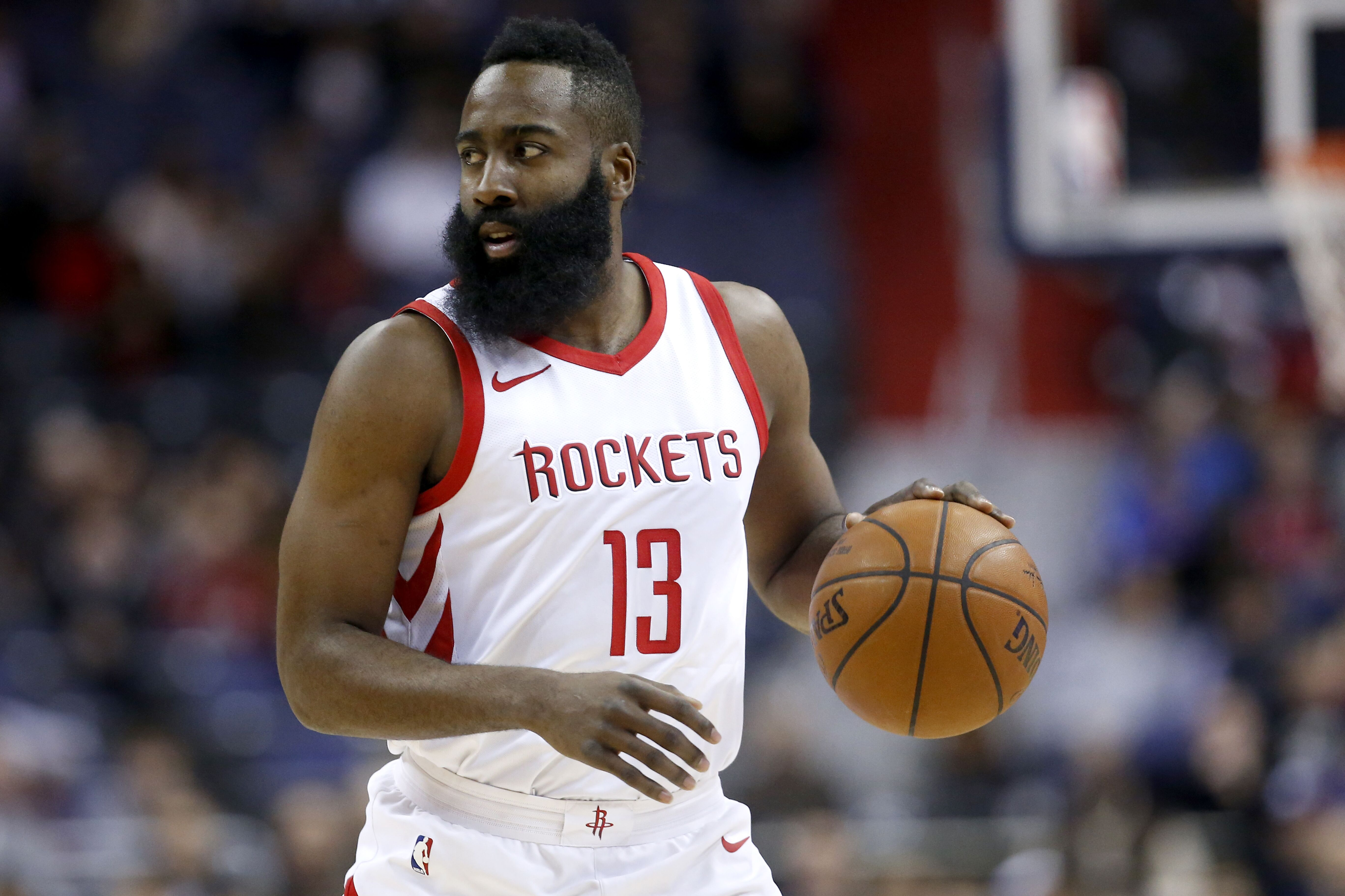 c21969a9743 Houston Rockets  Could James Harden return by next week