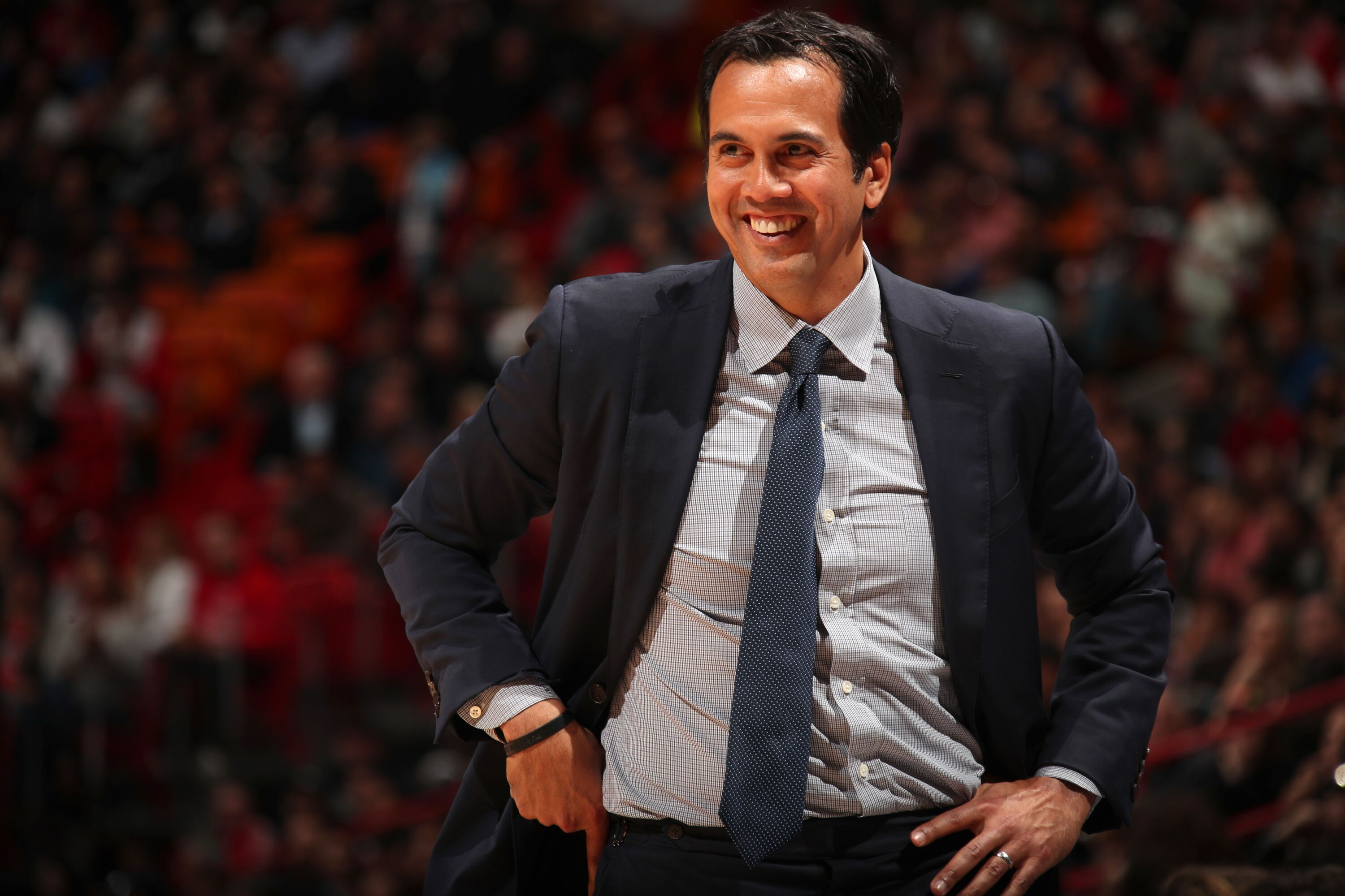 5d8eb57f0 Miami Heat  Erik Spoelstra a genuine Coach of the Year candidate