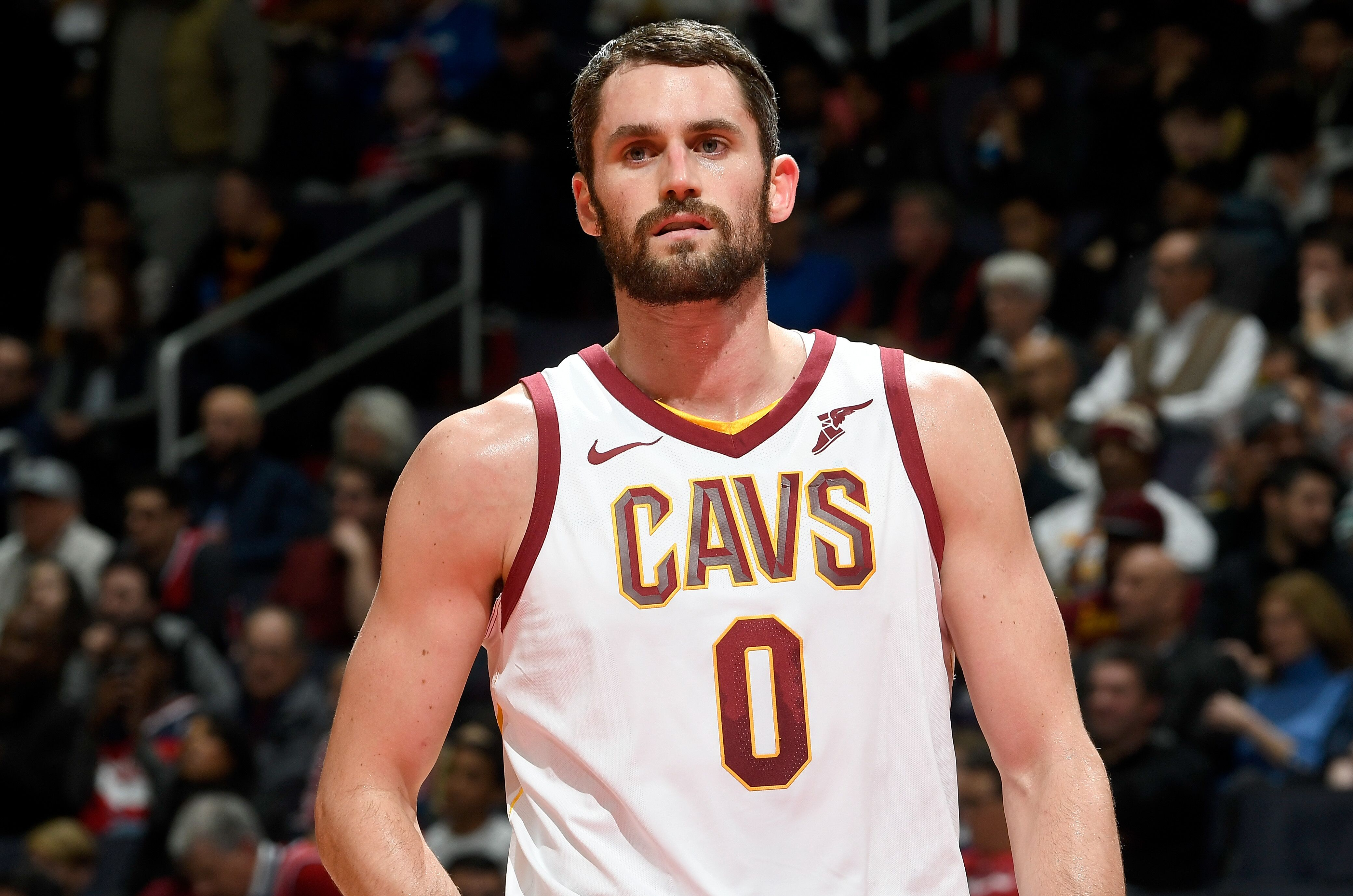 Cleveland Cavaliers: It's finally time to trade Kevin Love