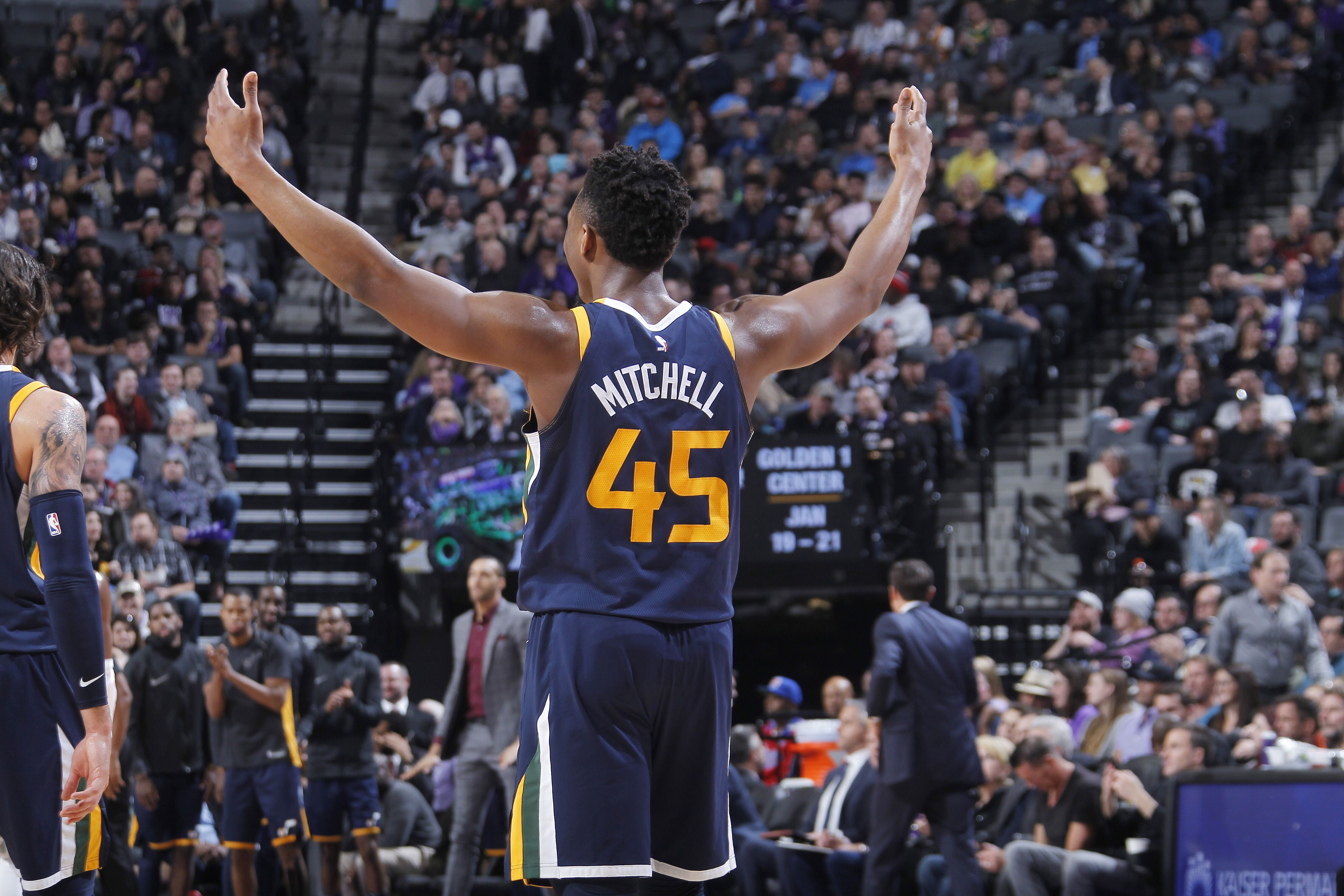 d626763a61c Could Utah Jazz end Rubio experiment to start Donovan Mitchell at PG