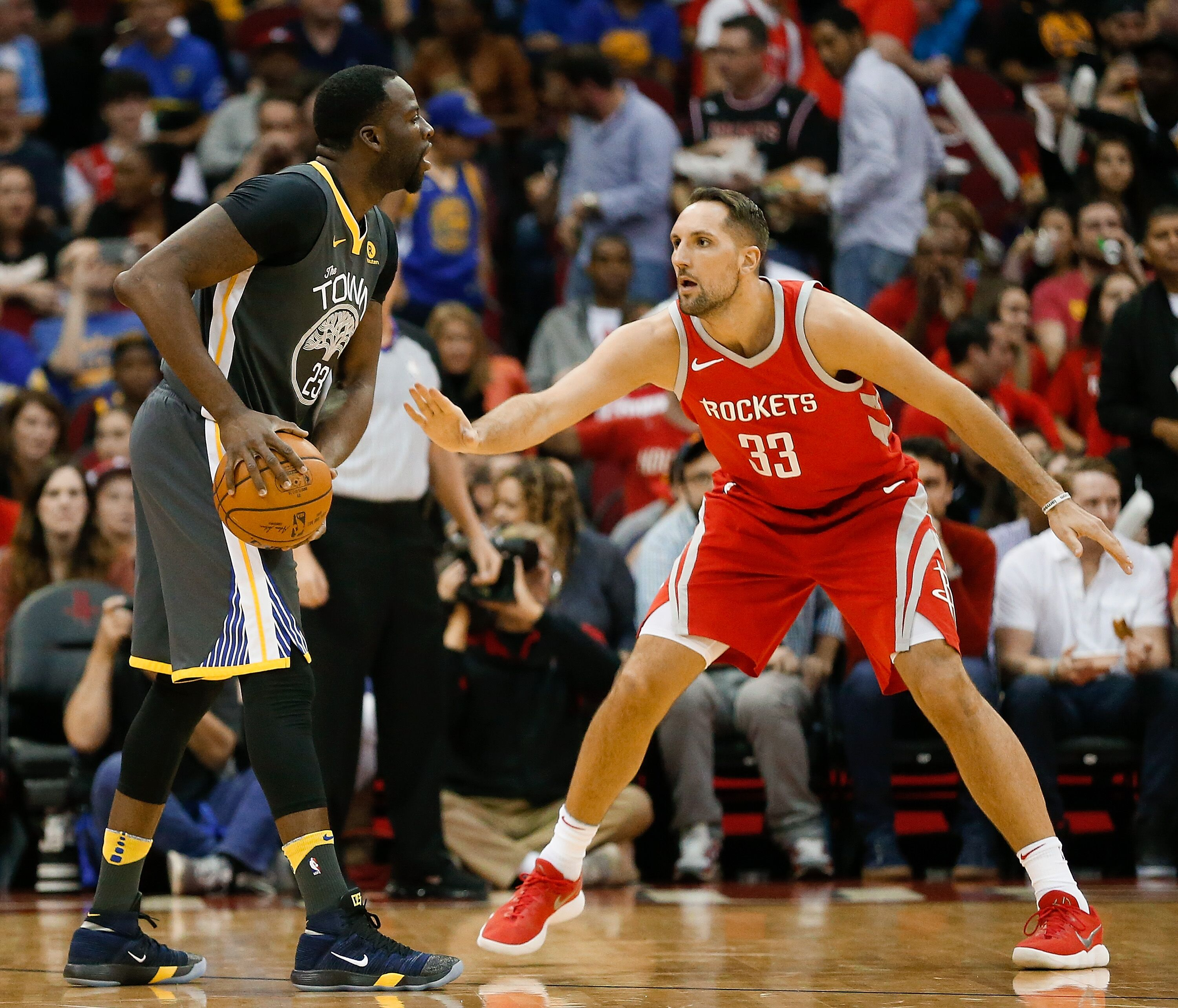 Houston Rockets Championship Roster: Houston Rockets: Supporting Cast Struggles Continue To