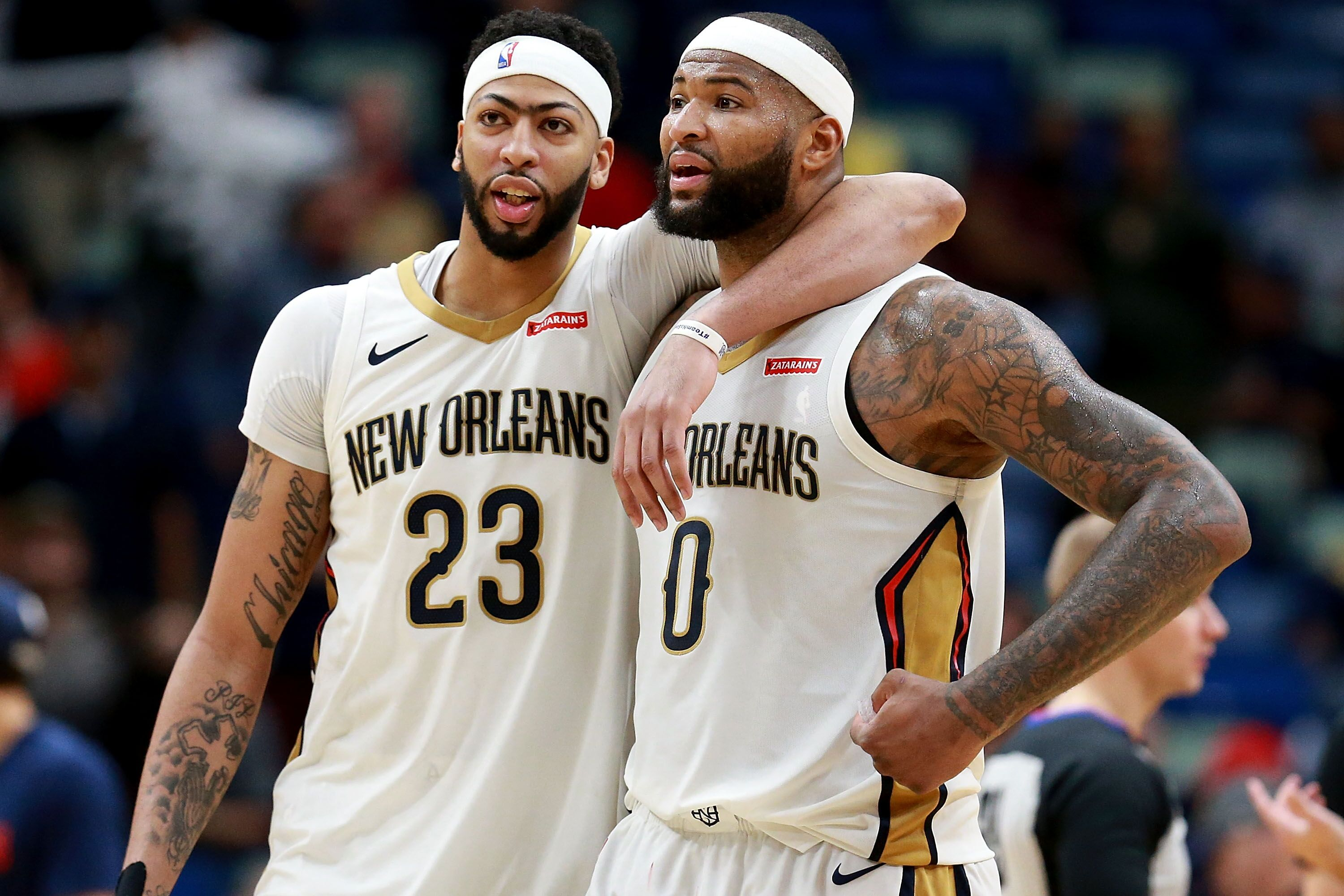 New Orleans Pelicans 3 Players The Pelicans Should Look