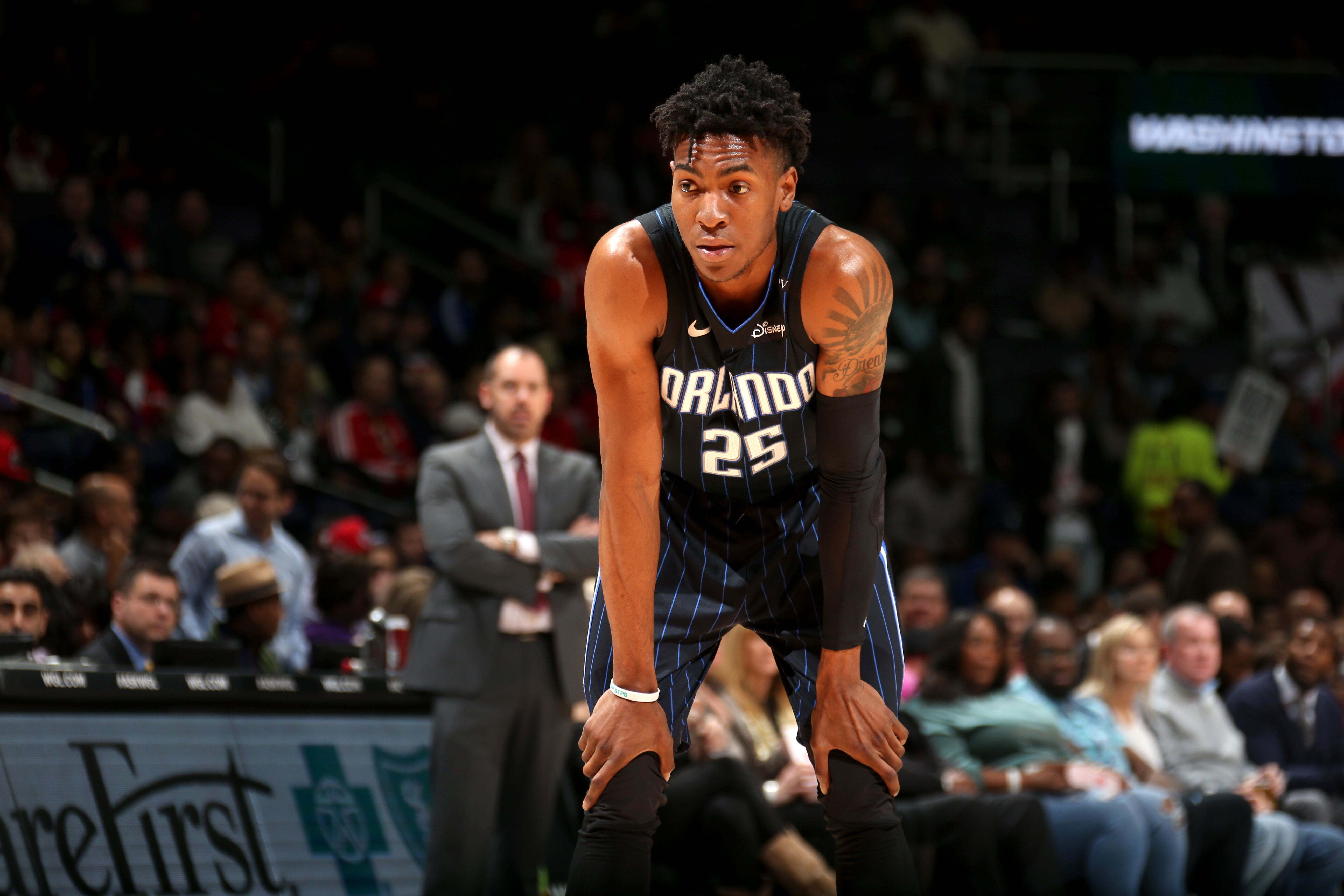 4606e43c1f8 Orlando Magic  Should Wesley Iwundu be getting more minutes