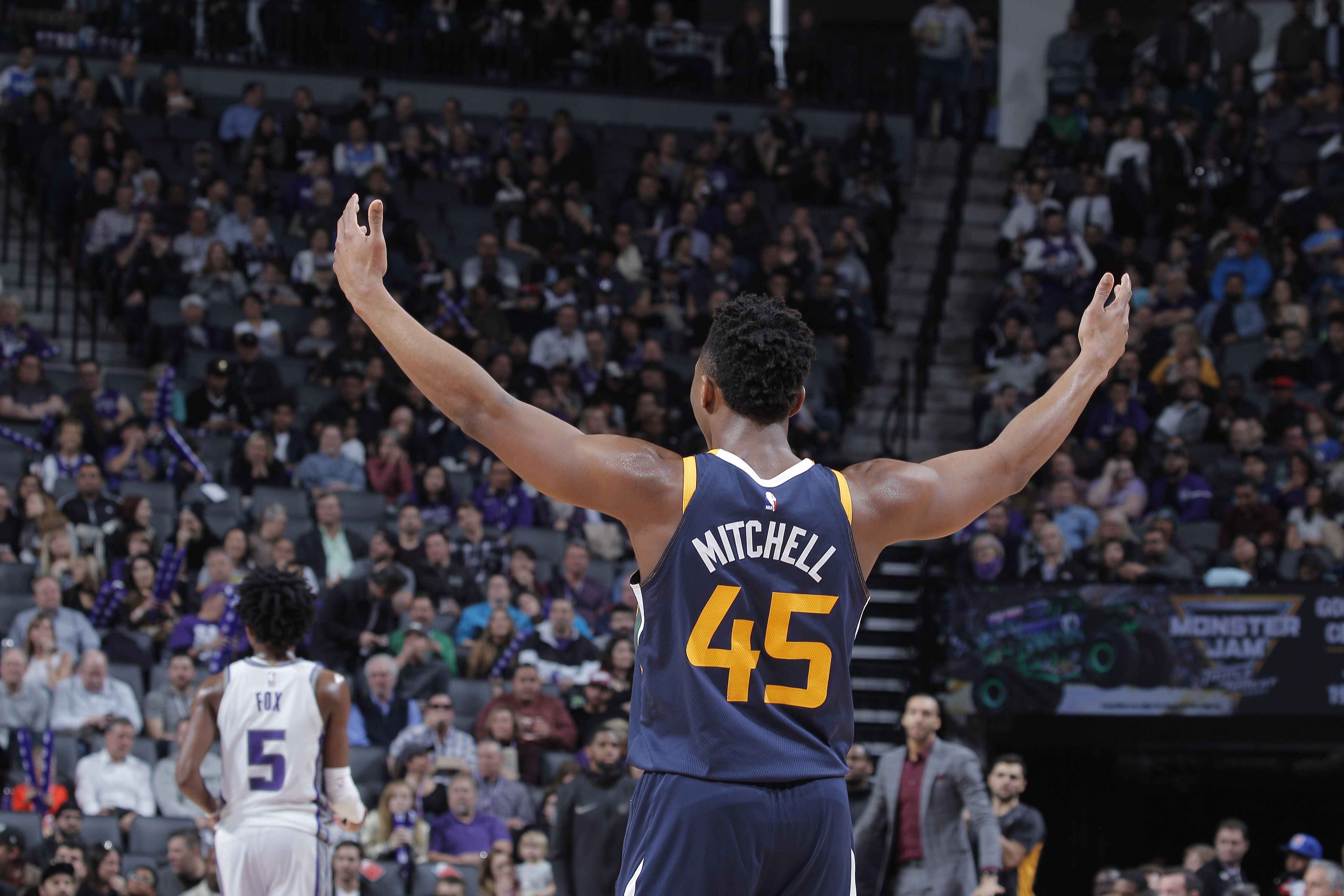 timeless design 48c85 a0593 Utah Jazz: How Donovan Mitchell could take over All-Star Weekend