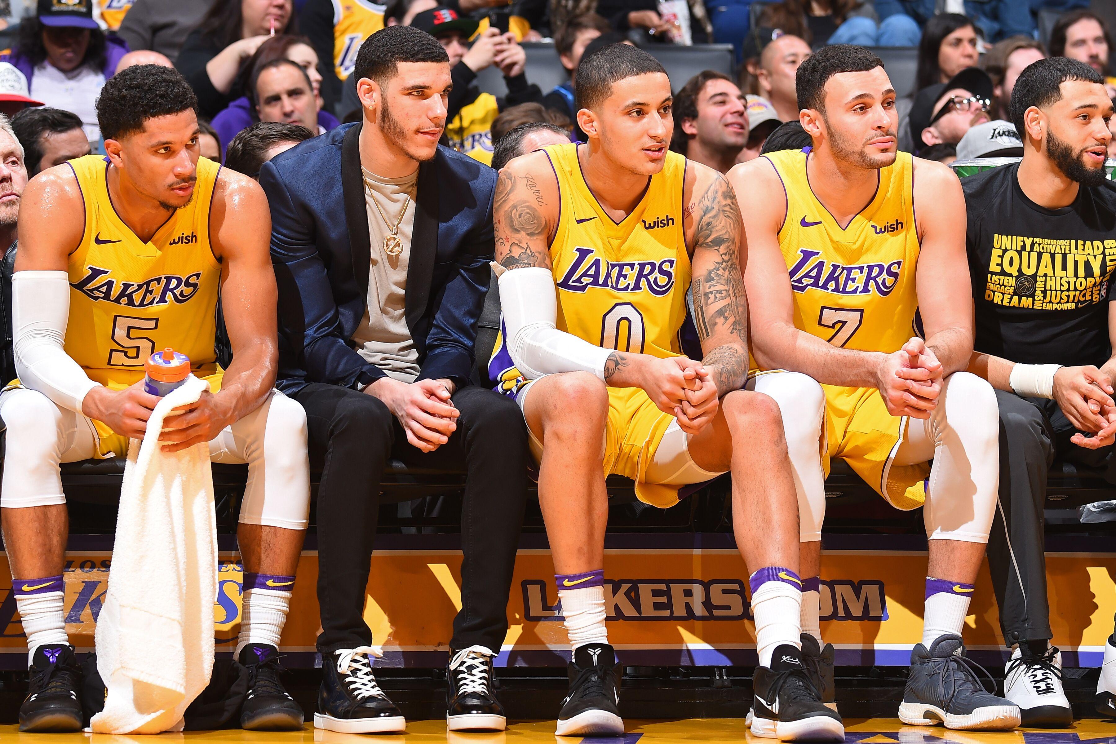 Lakers Vs Spurs 9