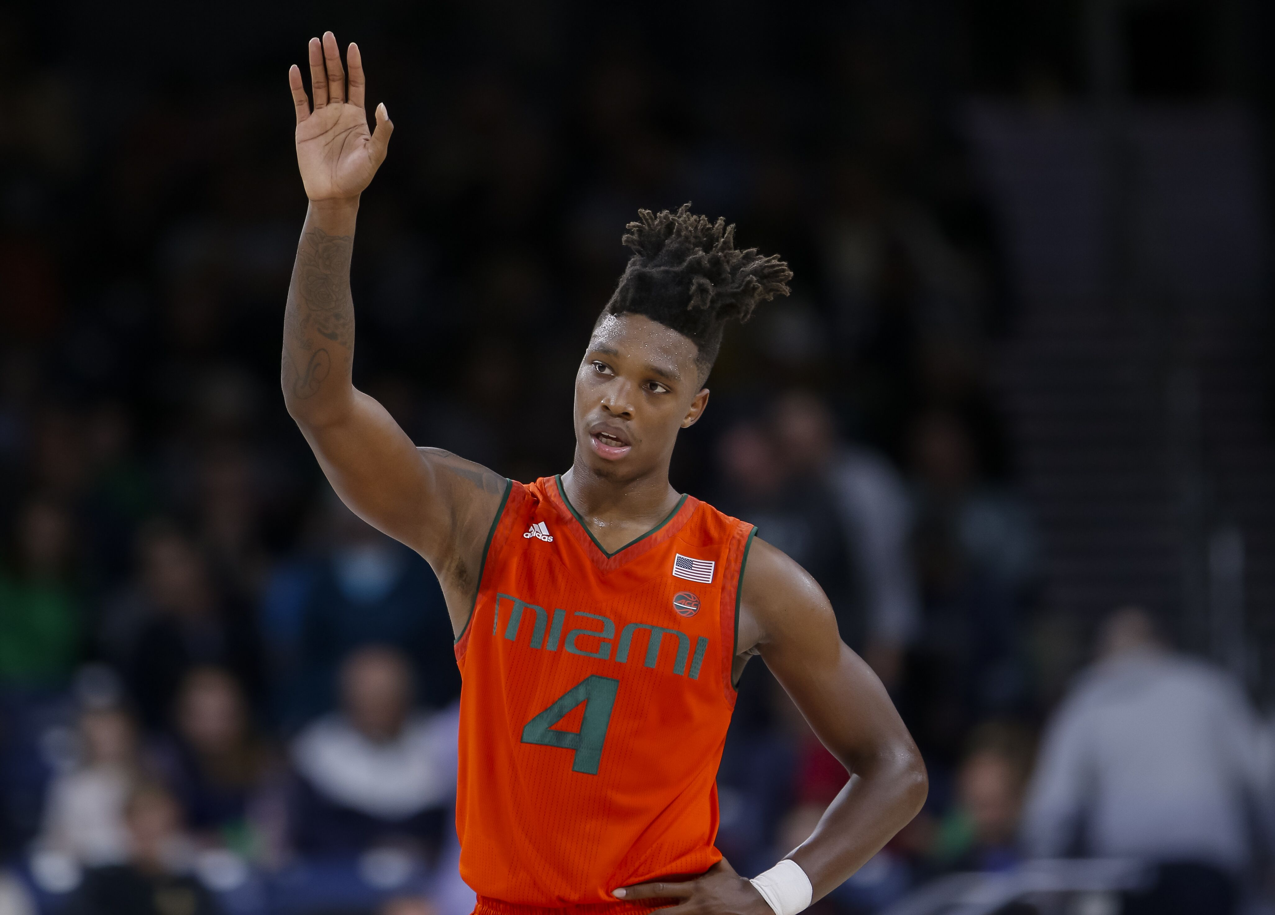 c78258fa6 2018 NBA Draft  Checking back in on Lonnie Walker