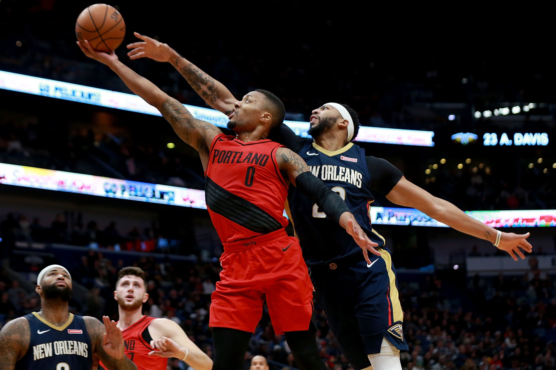 Blazers Vs Pelicans Playoff Series | Priletai.com