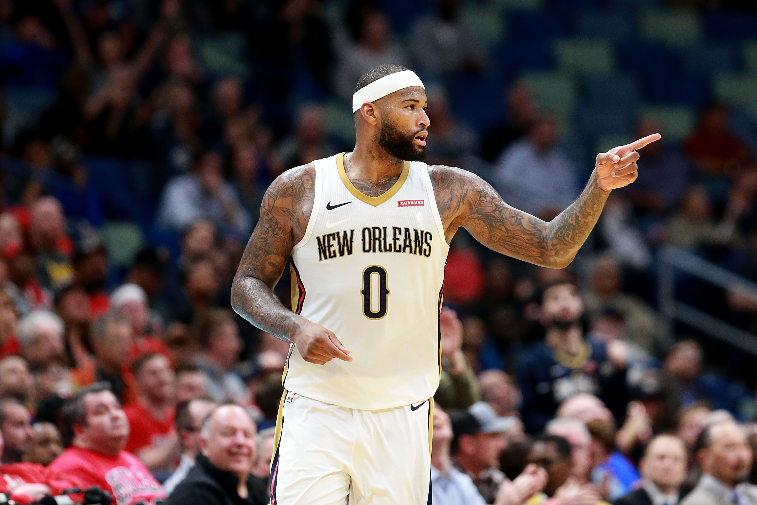 b99070be Los Angeles Clippers: Could DeMarcus Cousins replace Blake Griffin?