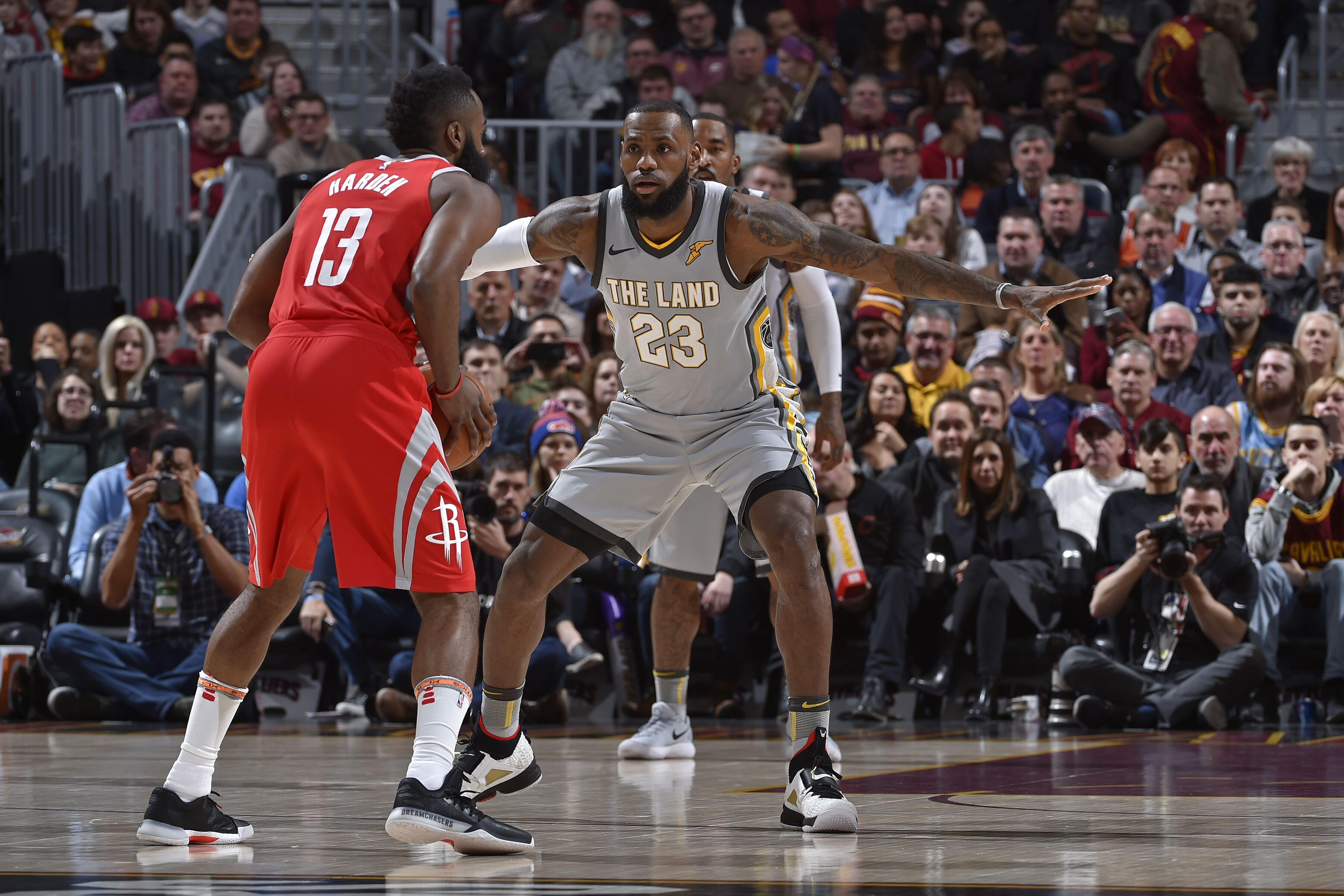 a74838ddace4 Why the Houston Rockets should pursue LeBron James in free agency