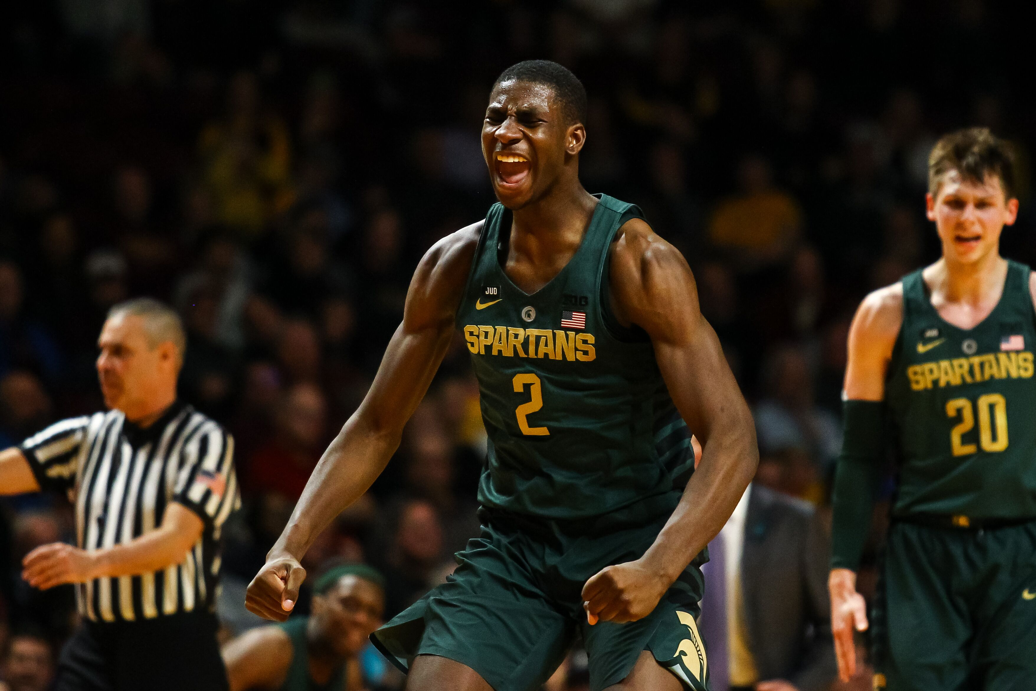 Image result for jaren jackson jr