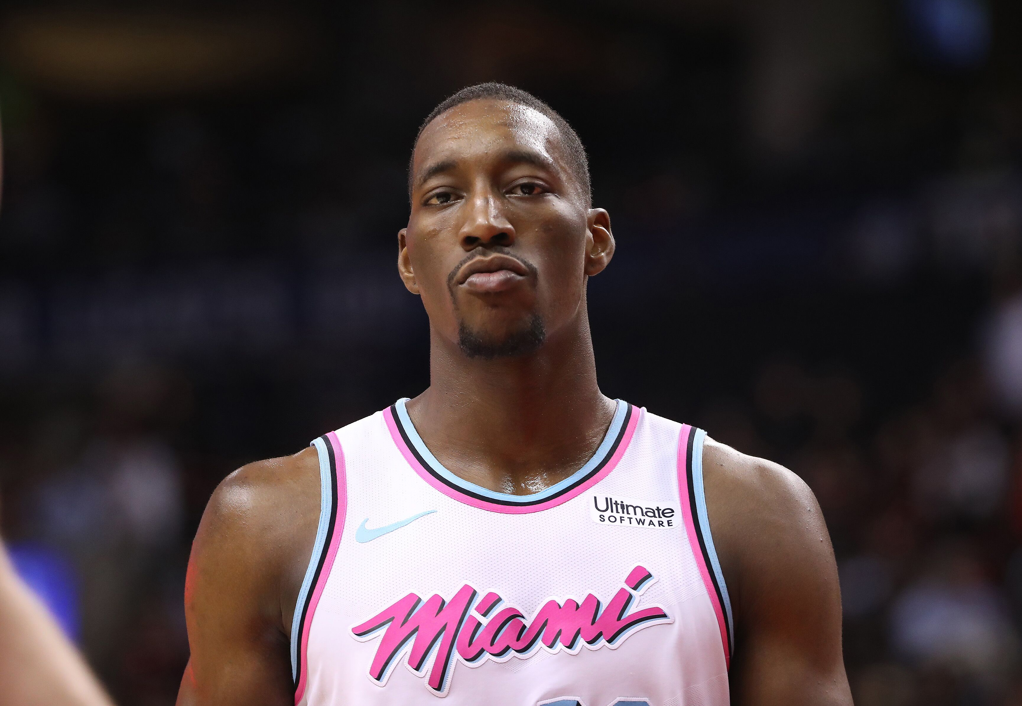 Miami Heat  Rookie Bam Adebayo continues to emerge f872fd790