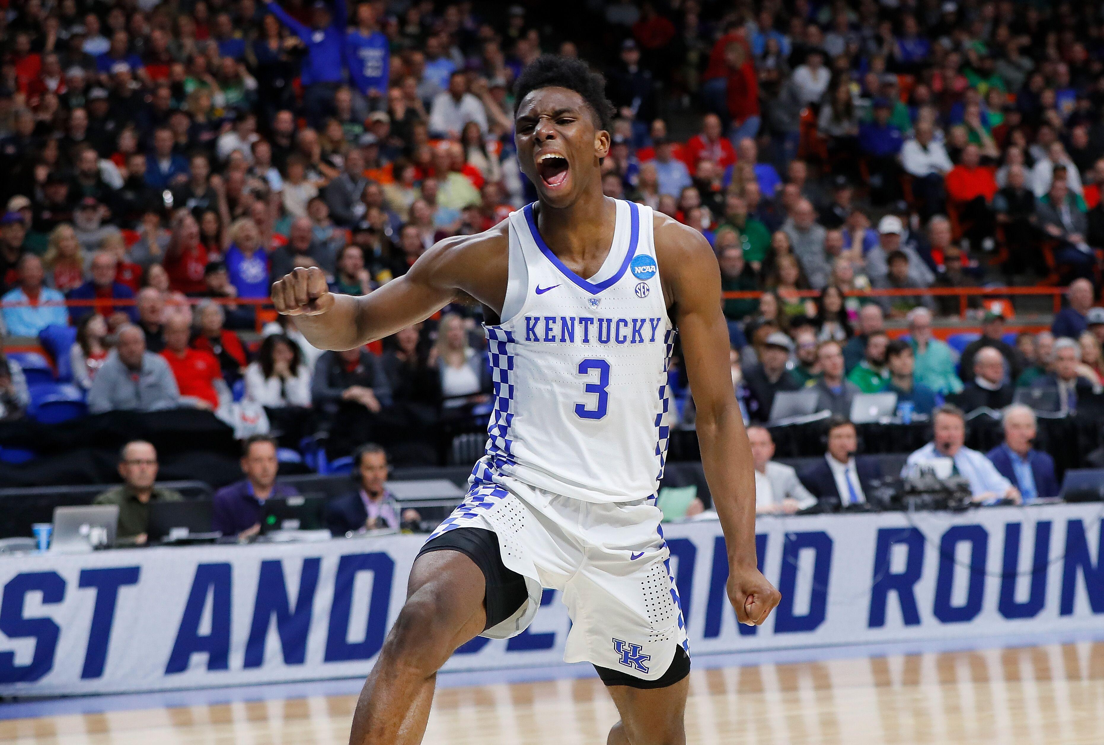 1692273bbefa 2018 NBA Draft  Hamidou Diallo should stay at Kentucky