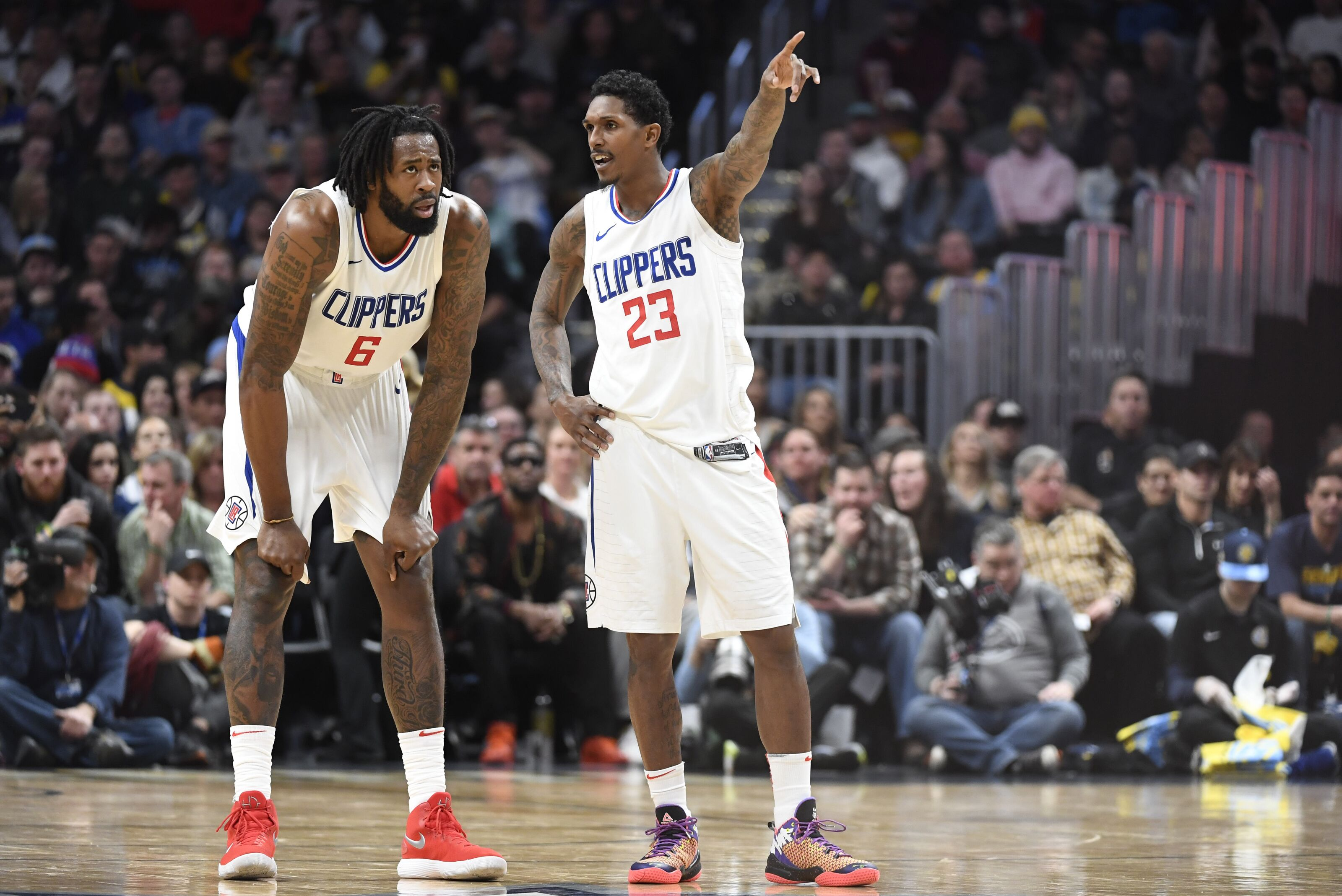 Image result for los angeles clippers 2018