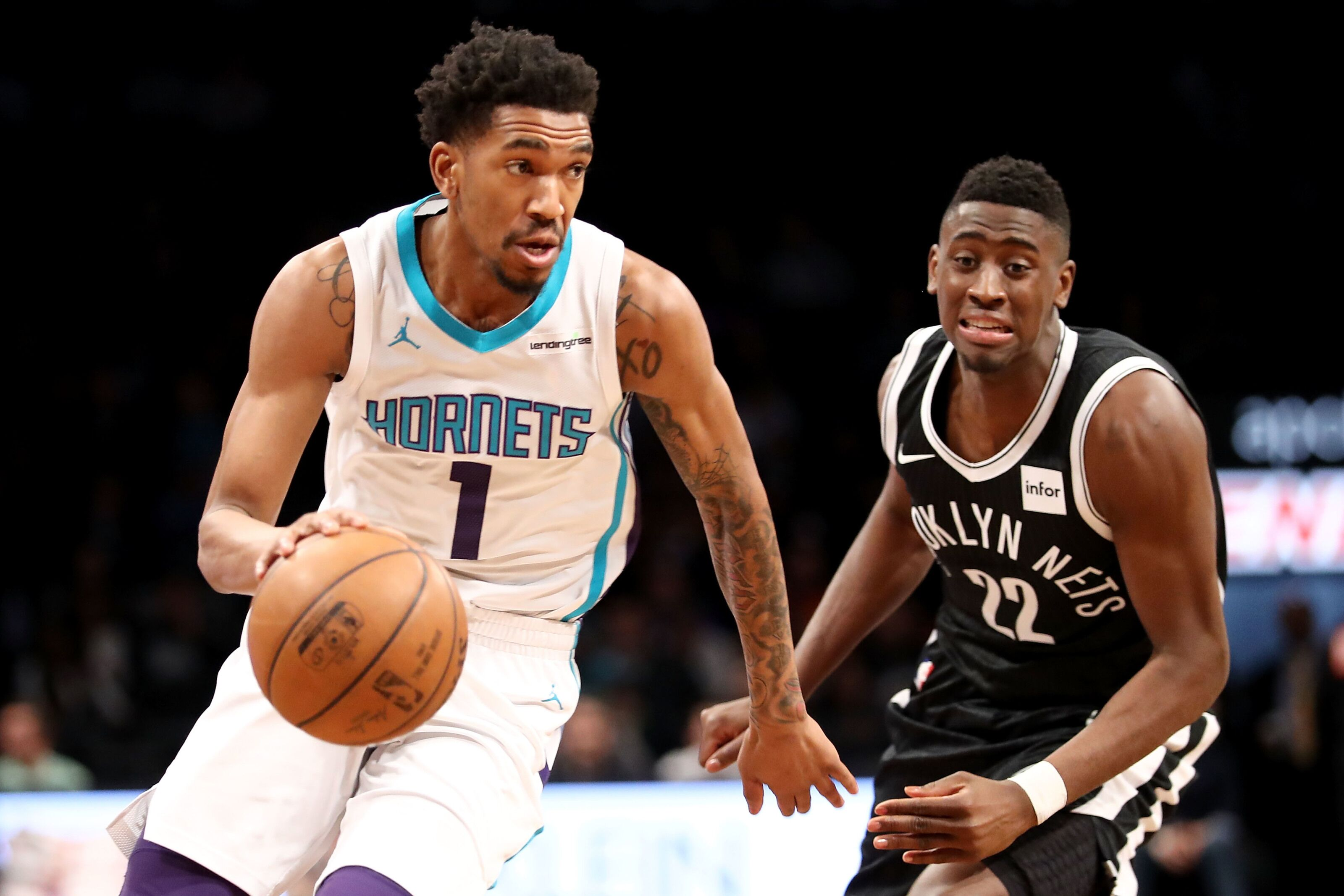 Charlotte Hornets  2017-18 player grades for Malik Monk 6cd514f04