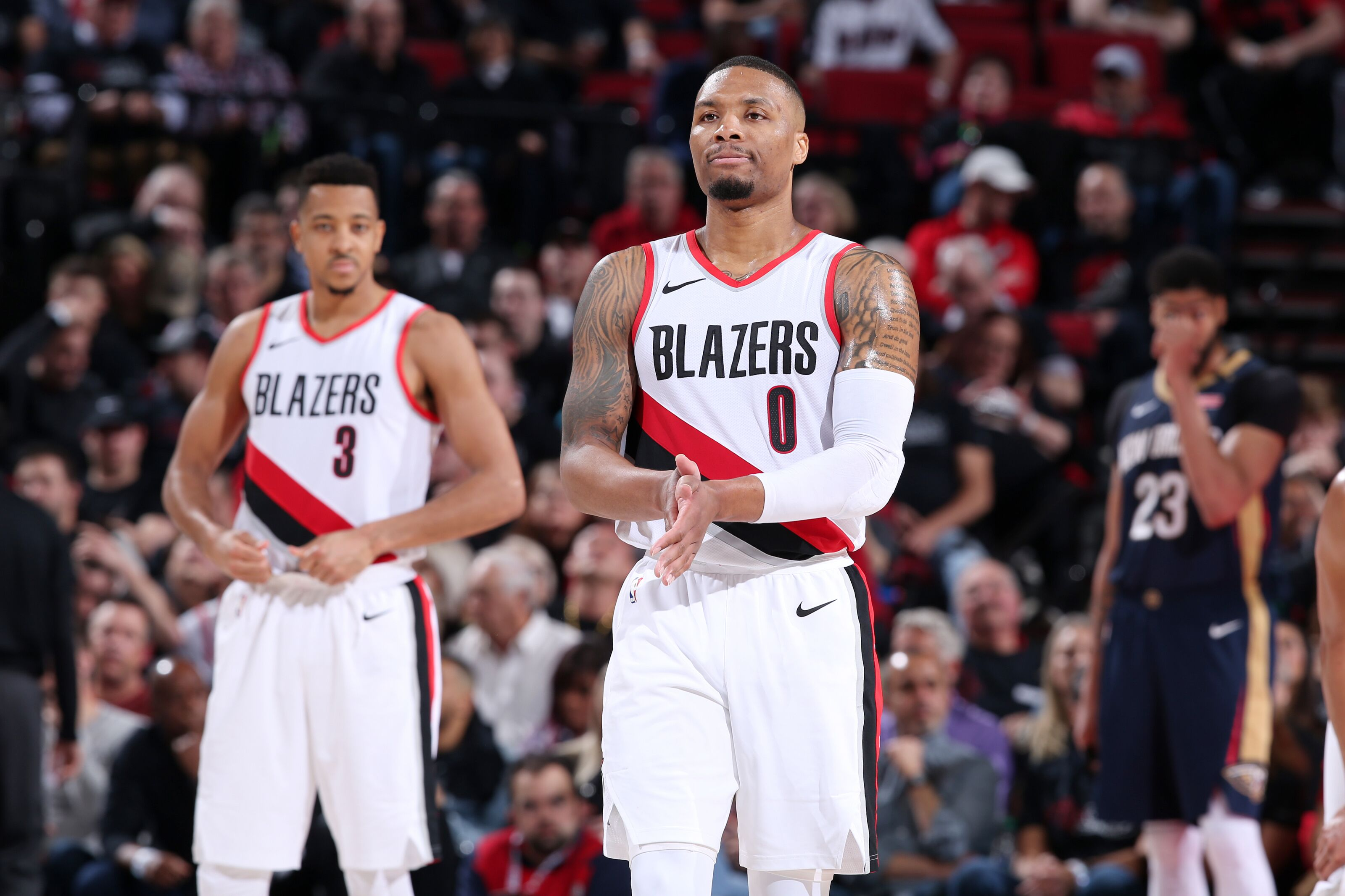 Portland Trail Blazers 3 Takeaways From Game 1 Vs. Pelicans - Page 2