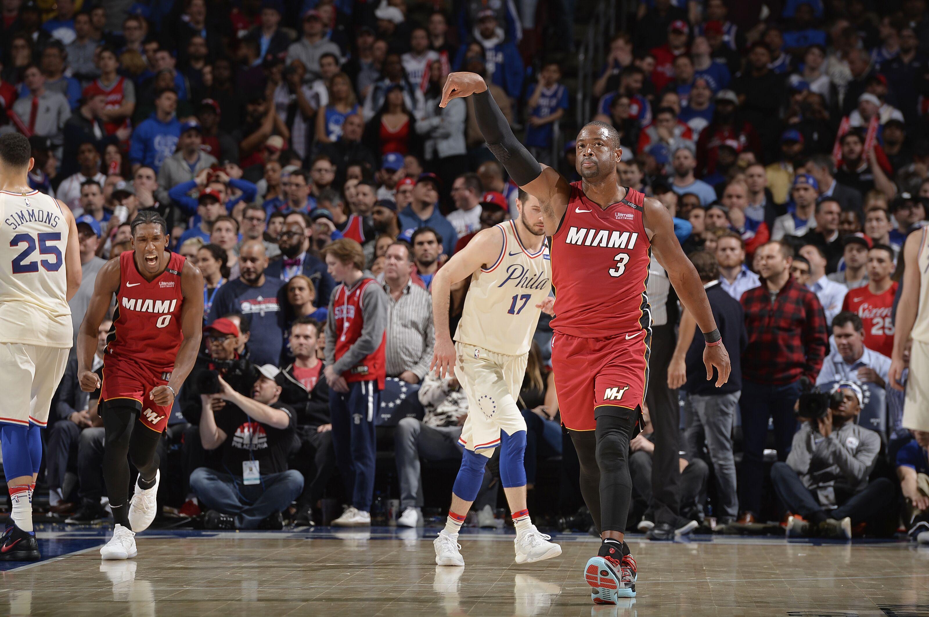 Miami Heat: 3 takeaways from Game 2 vs. Philadelphia 76ers