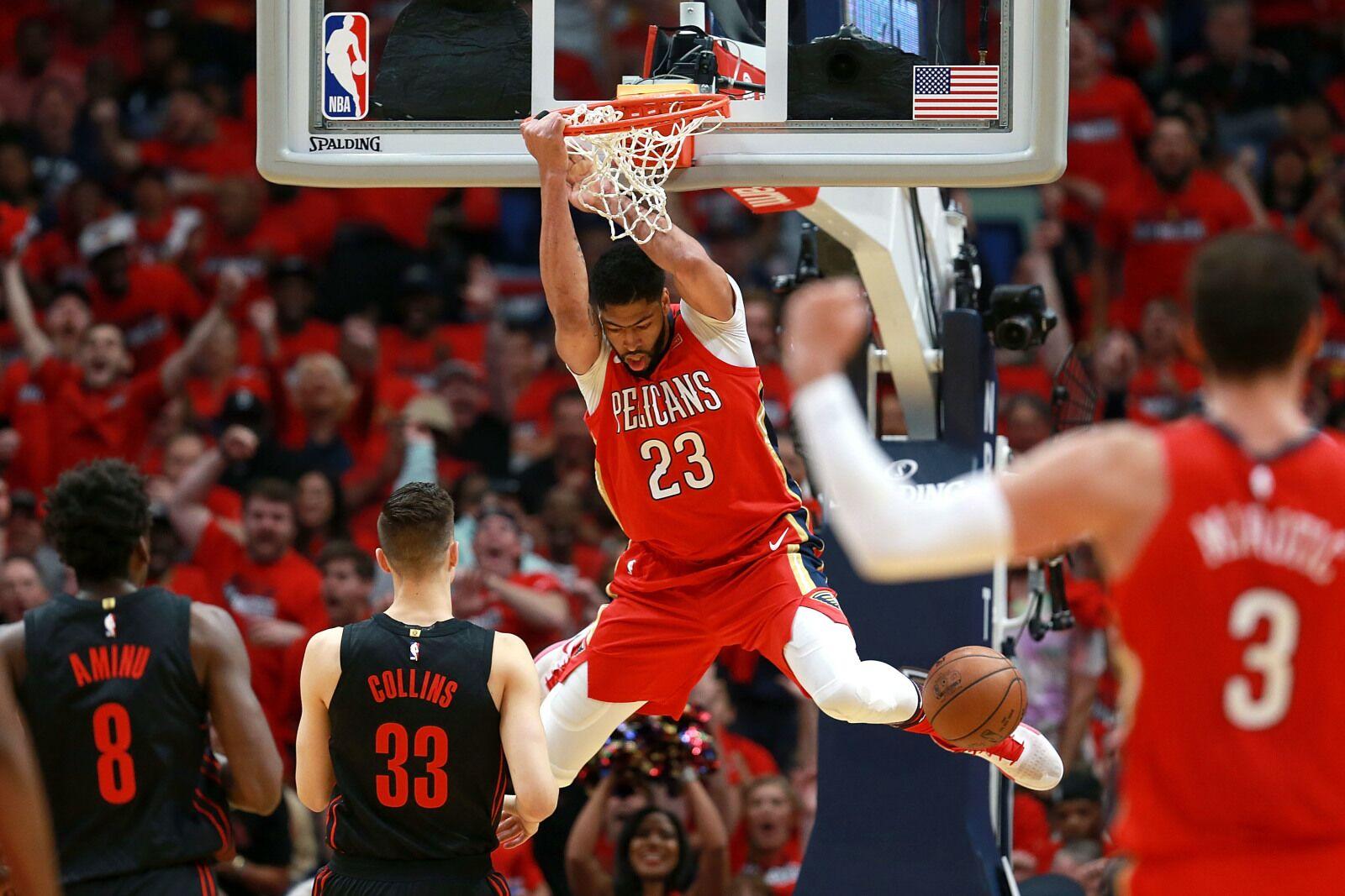 Pelicans Vs Trail Blazers Detail: New Orleans Pelicans: 3 Takeaways From Game 3 Vs. Blazers