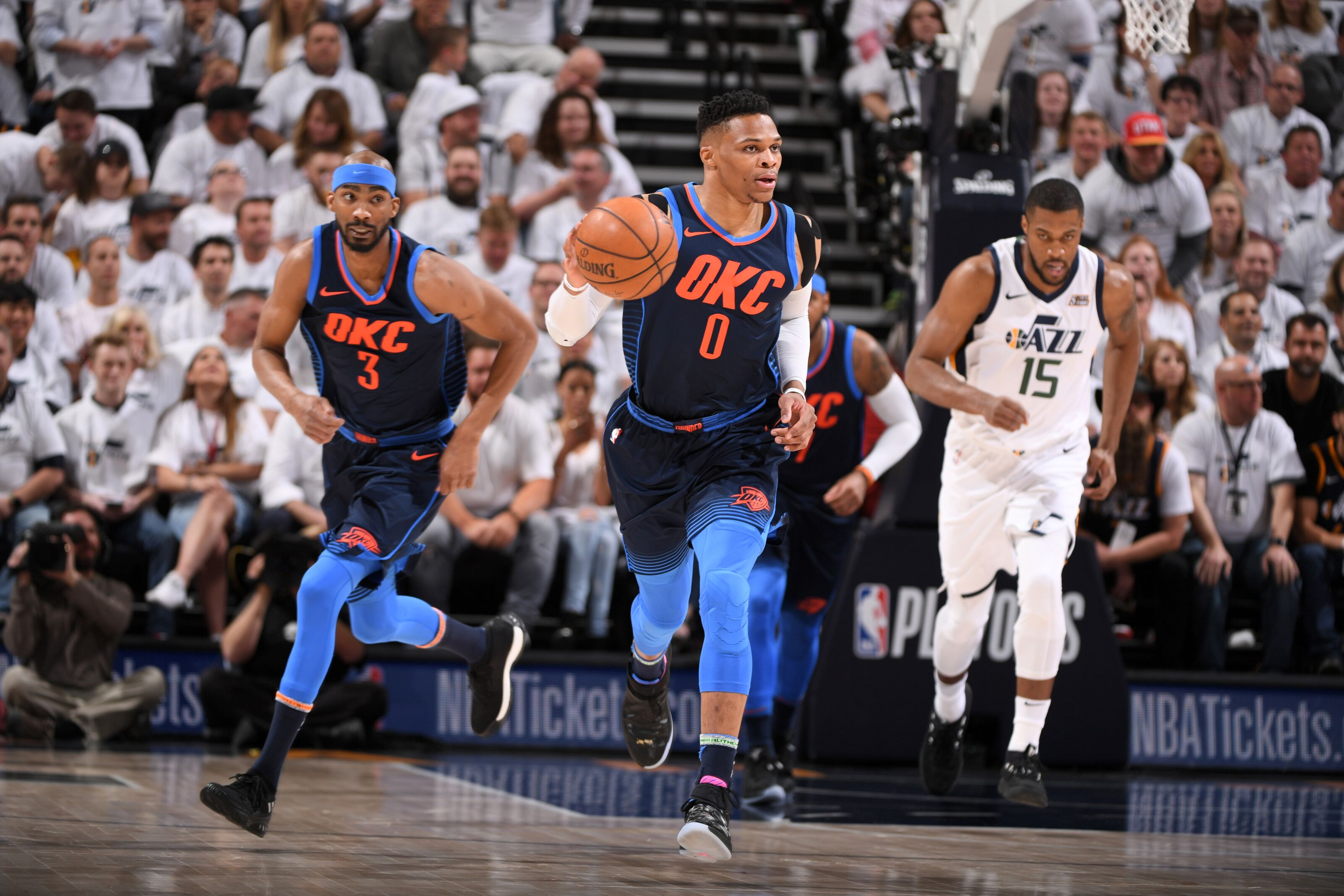 Oklahoma City Thunder  3 takeaways from Game 4 vs. Jazz 6d4df84d6