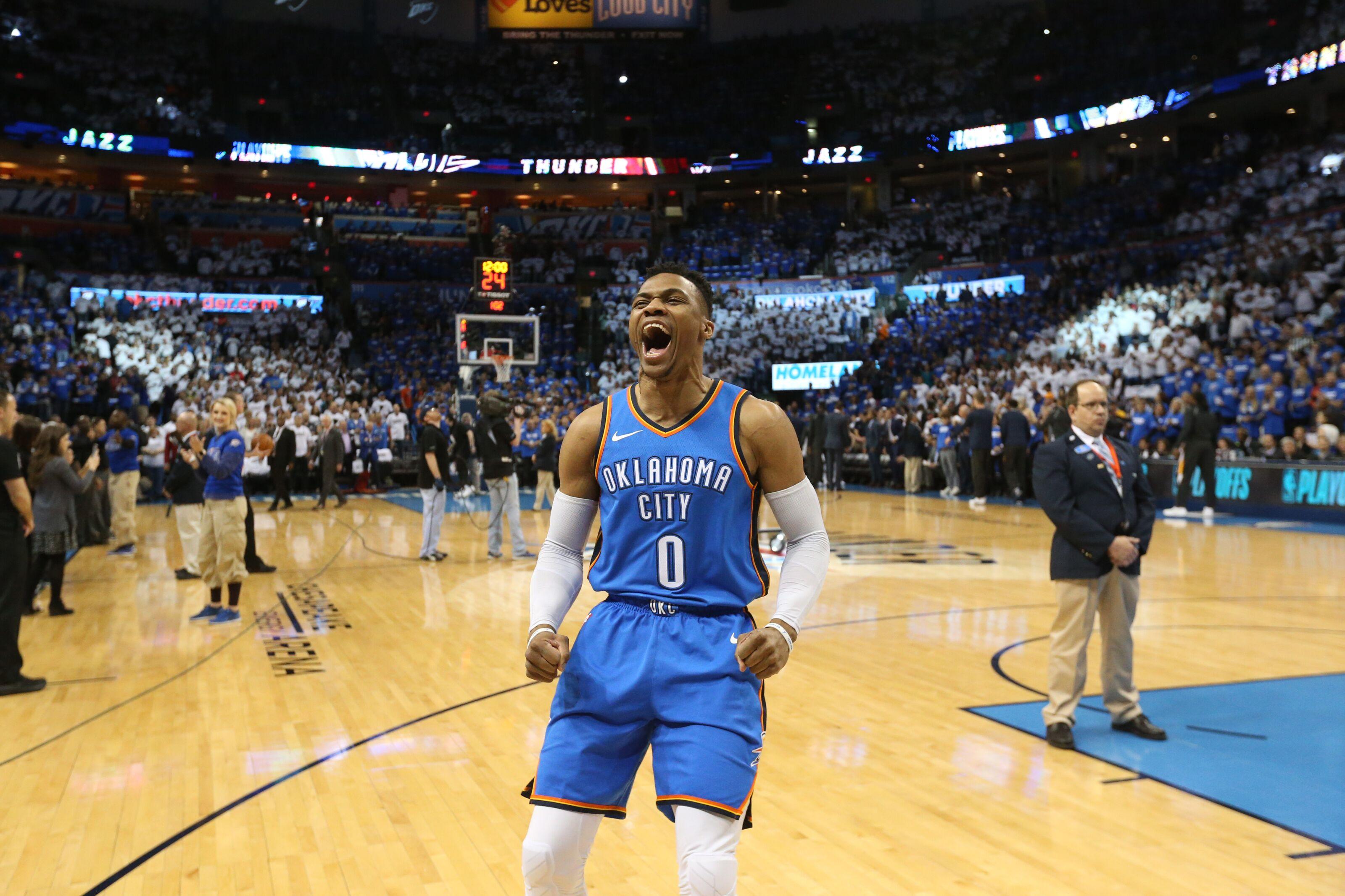 Oklahoma City Thunder  3 takeaways from Game 5 vs. Jazz cde03413b