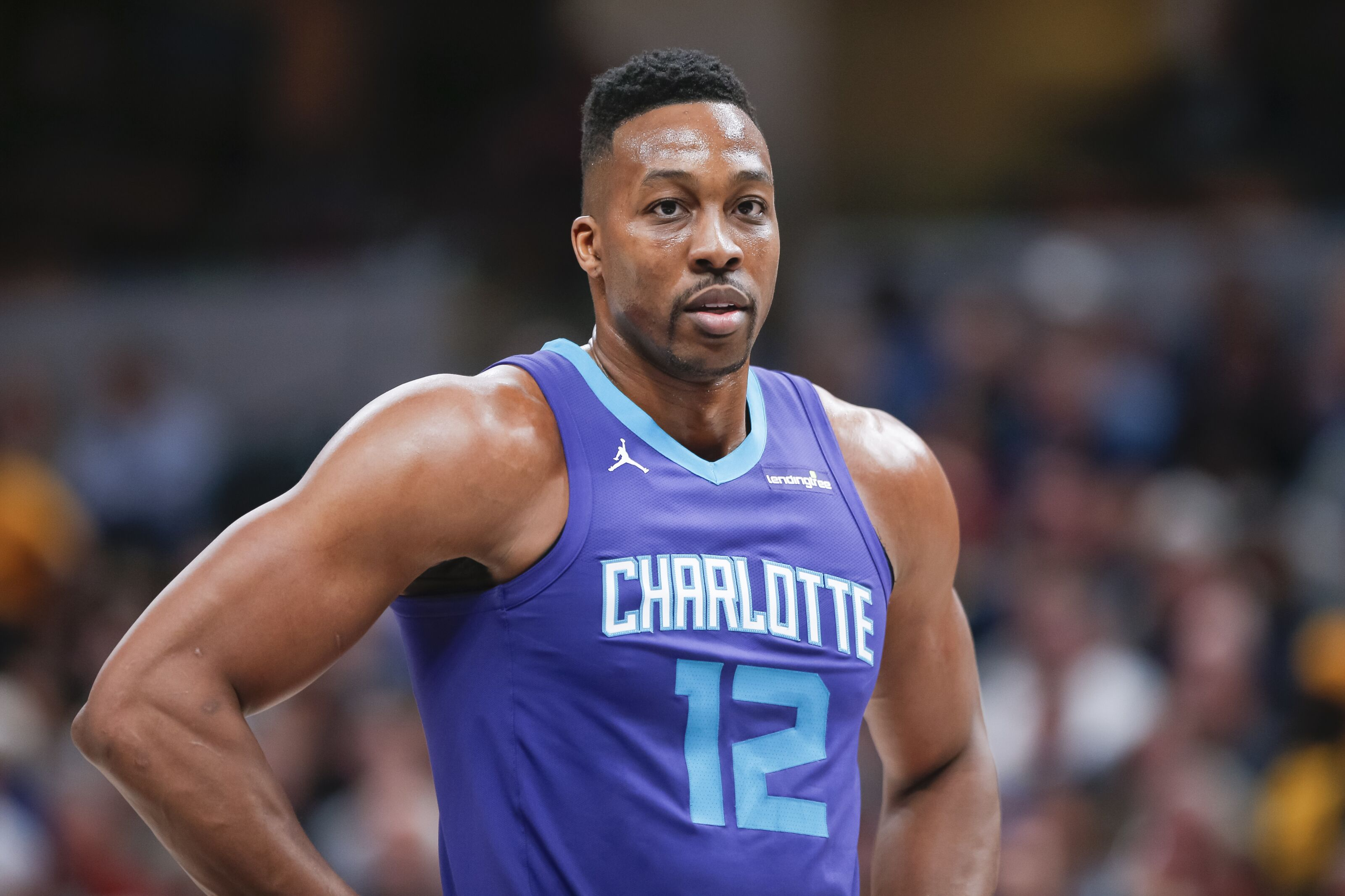 outlet store 55690 df24e Charlotte Hornets: 2017-18 player grades for Dwight Howard