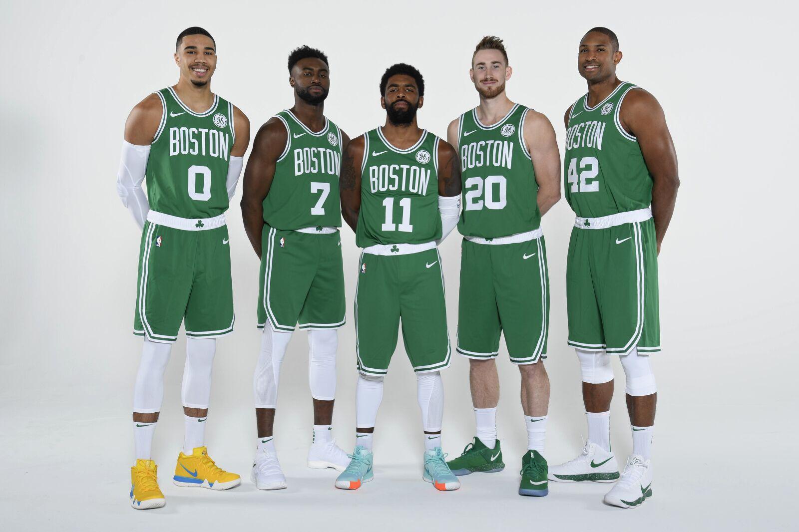 Boston Celtics Official 2018 19 Nba Season Preview Page 5