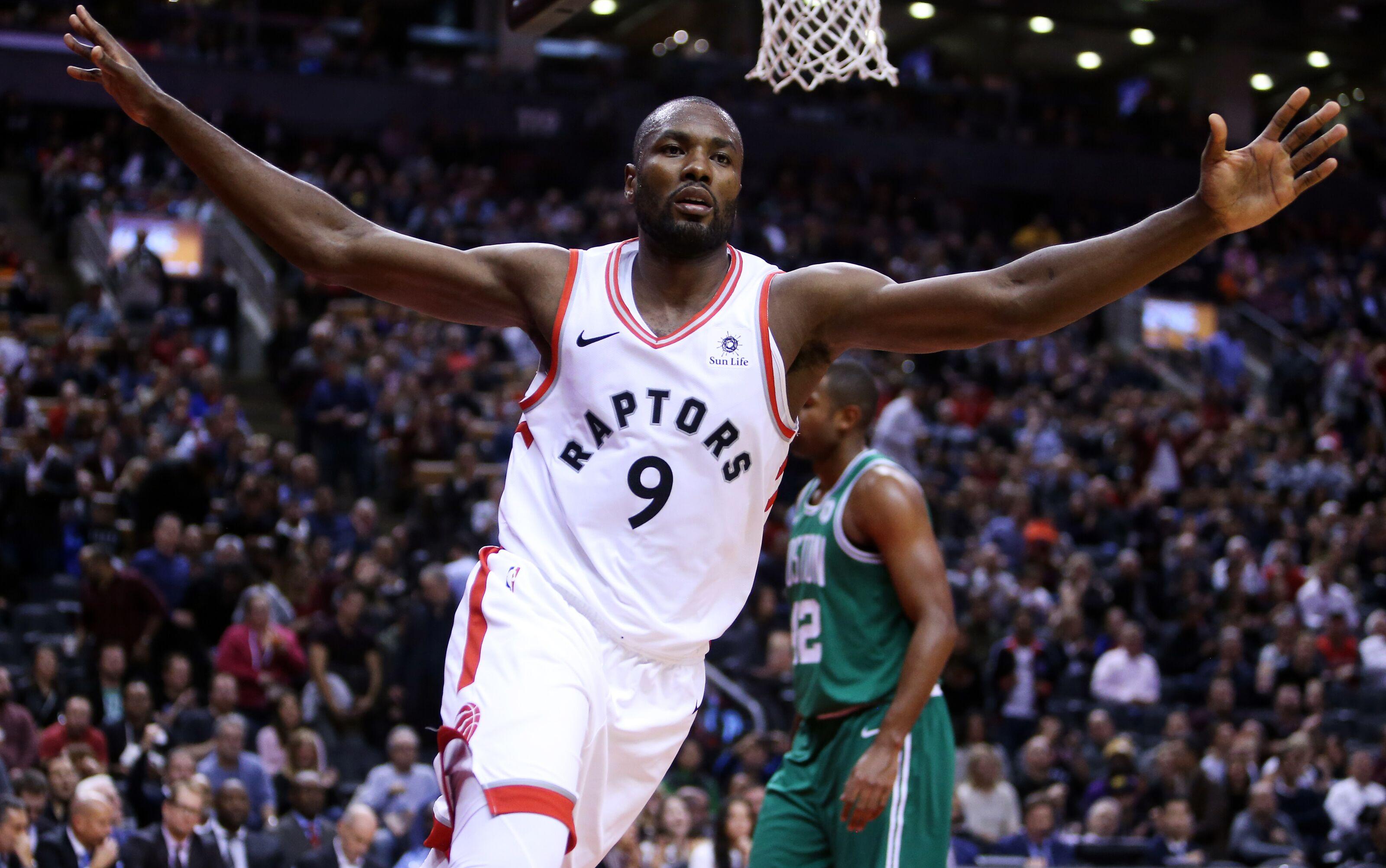 Toronto Raptors  Serge Ibaka s excellent season being overlooked 876dfc454