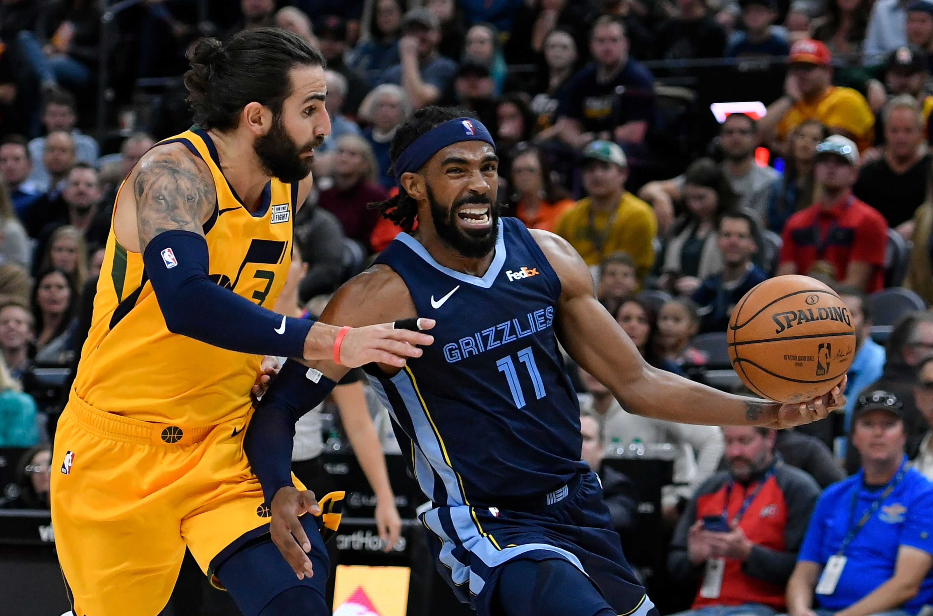 Utah Jazz: What would a trade for Mike Conley look like?