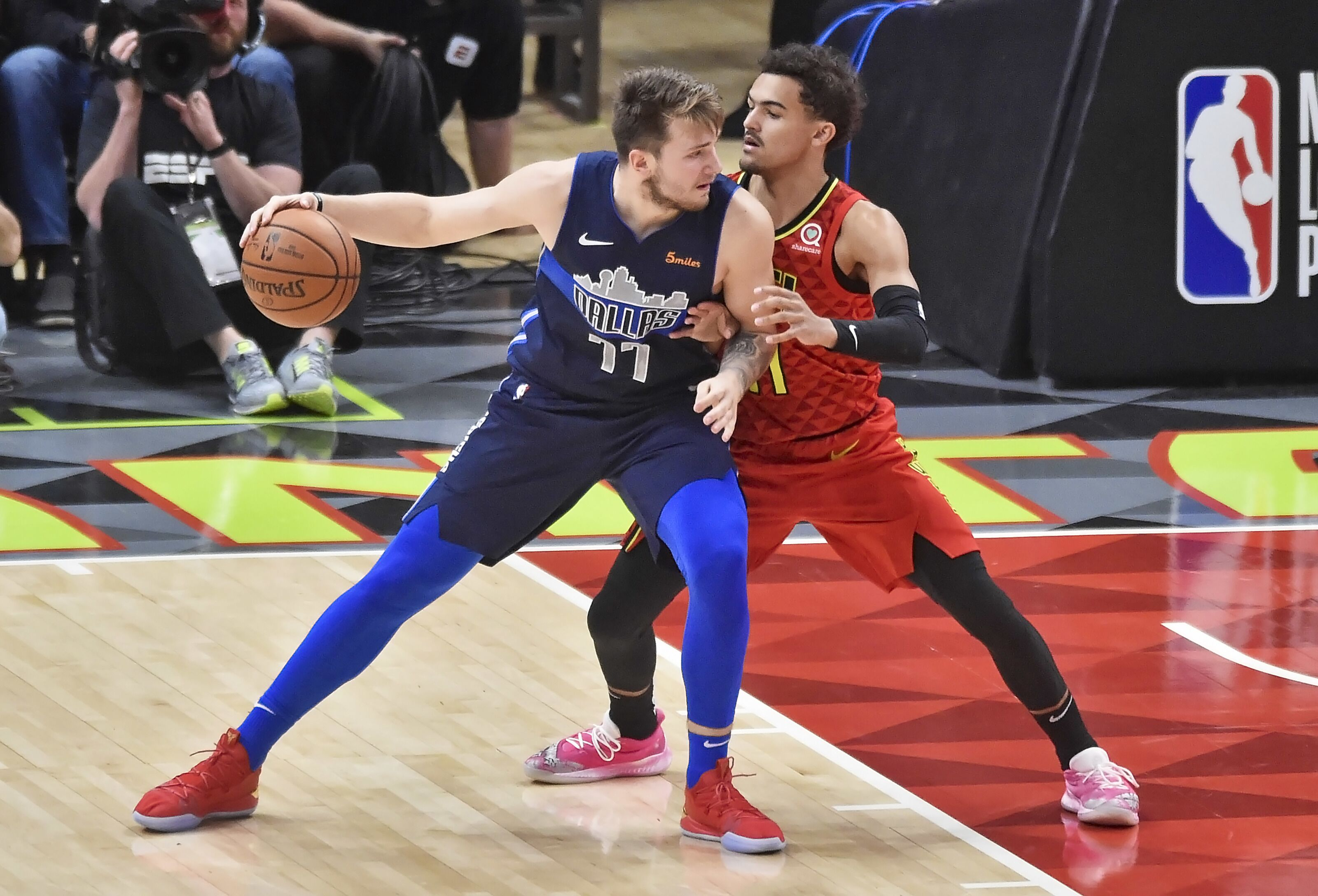 Trae Young Vs Luka Doncic Who Is Better Set Up For Success