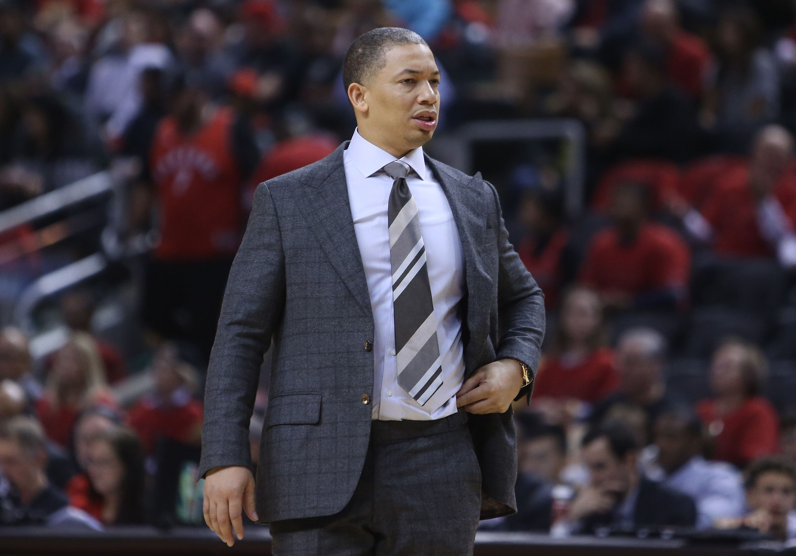 1f1d7c5f6233 Cleveland Cavaliers  3 reasons it was smart to fire Tyronn Lue - Page 4