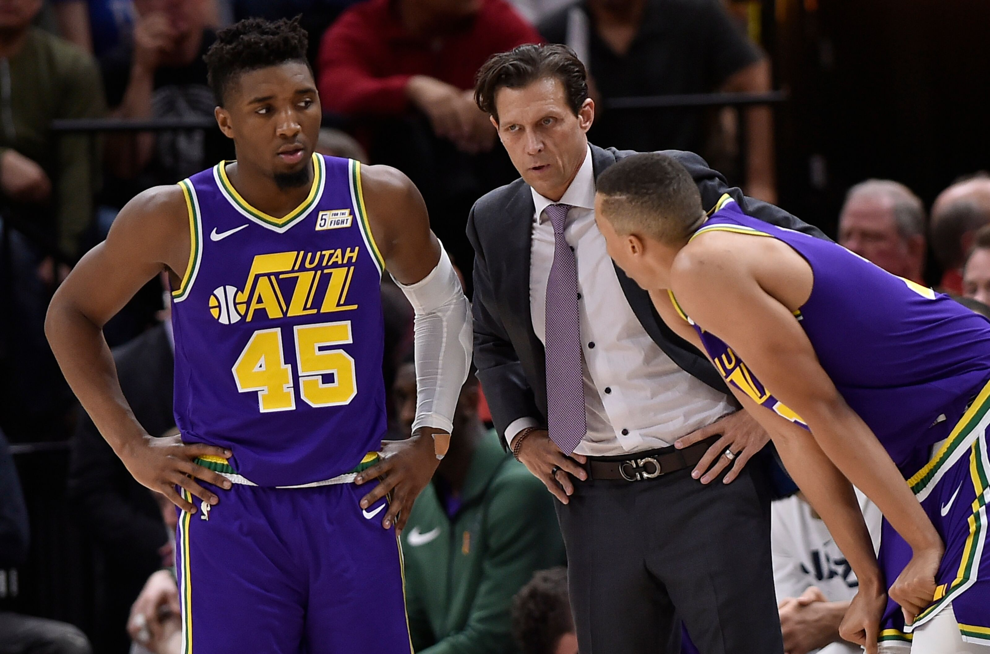 4fd52c123e5 Utah Jazz: Slow start traces back to defensive issues