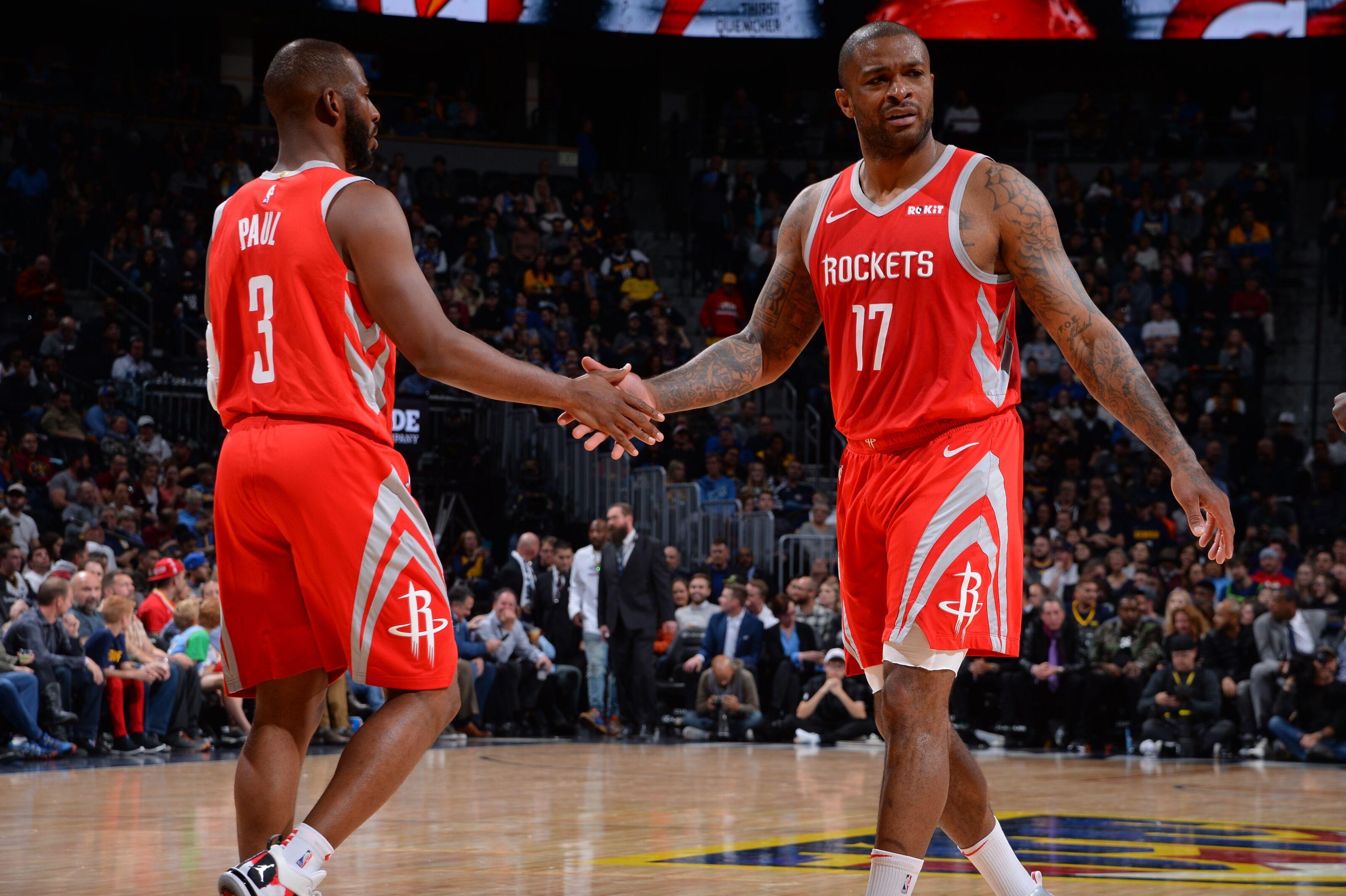Rockets Vs Suns Hd: Houston Rockets: How P.J. Tucker Has Found His Shot