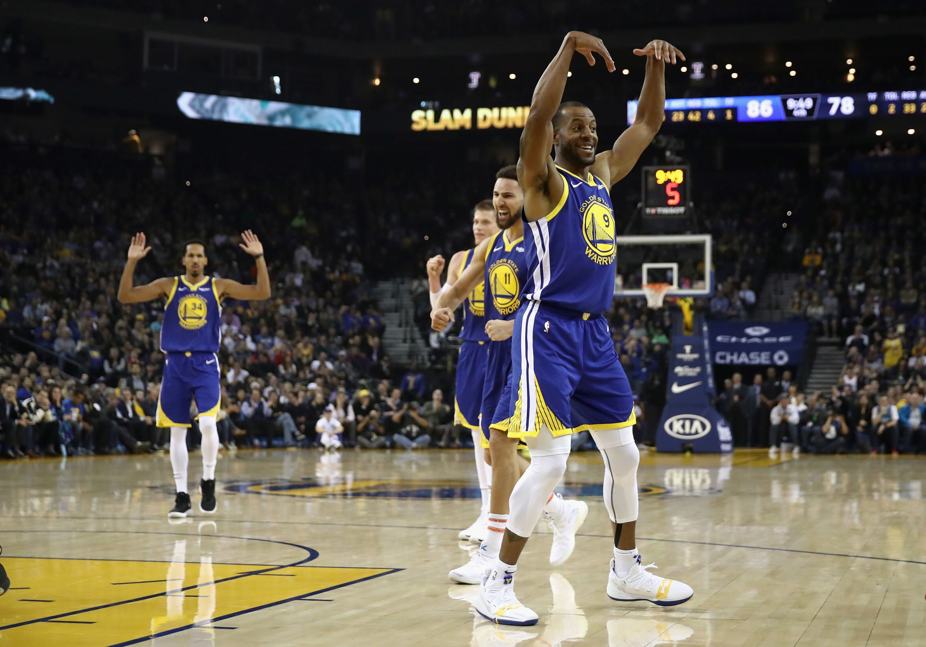 be959c61e78 Golden State Warriors: Is depth a legitimate concern?