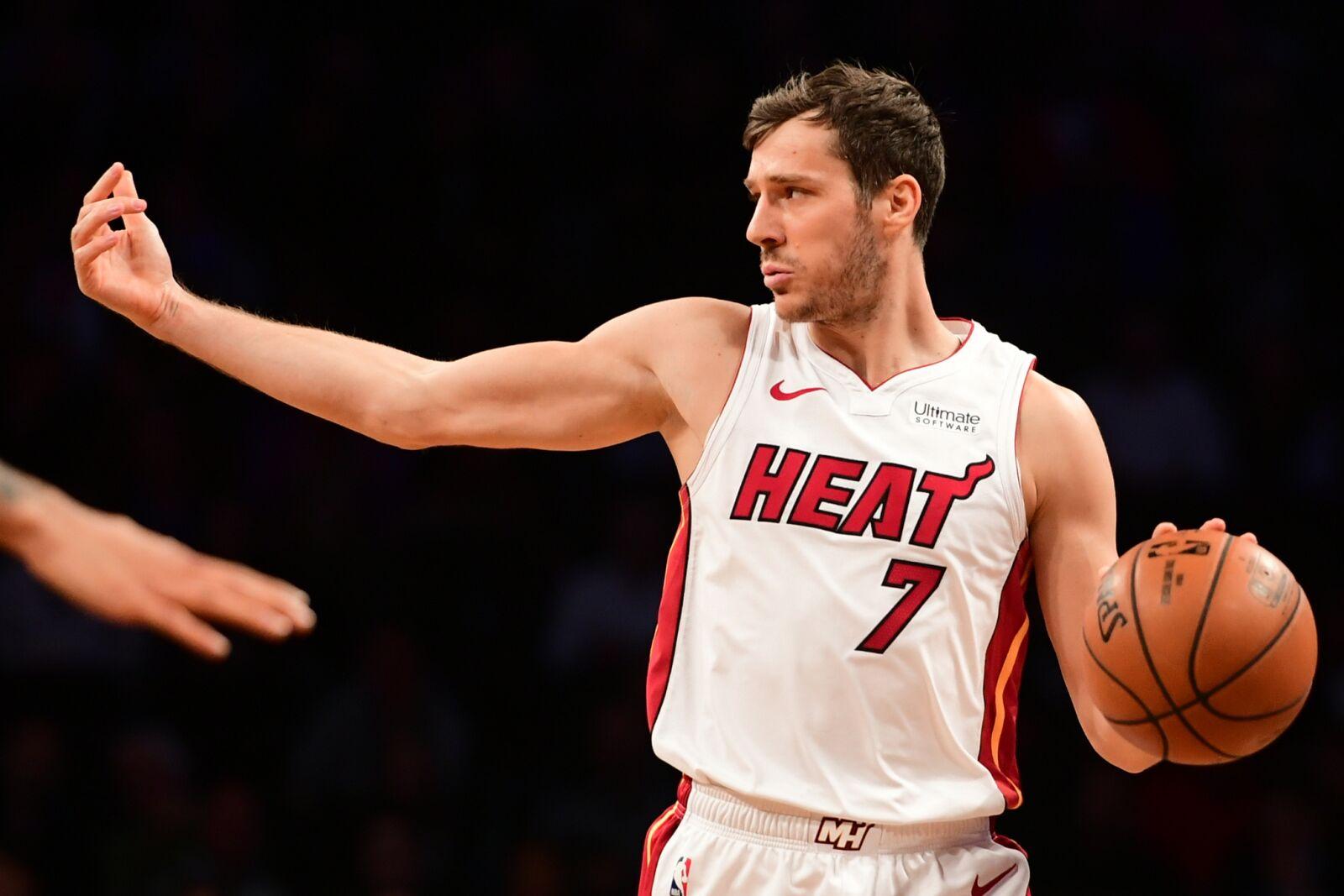 206e4546 Miami Heat: 3 trade possibilities for Goran Dragic in 2019