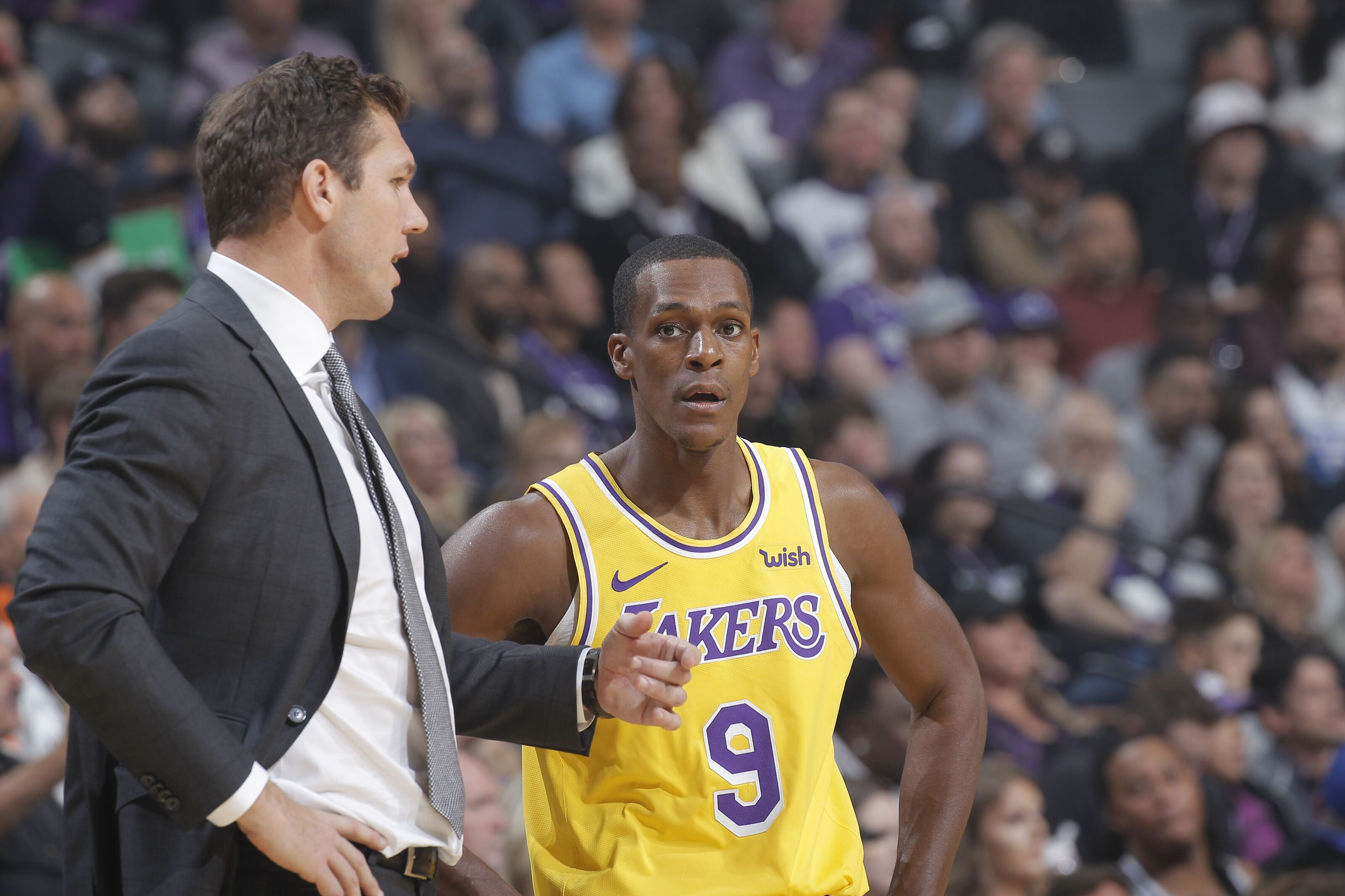 Los Angeles Lakers: Fallout from Rajon Rondo's injury