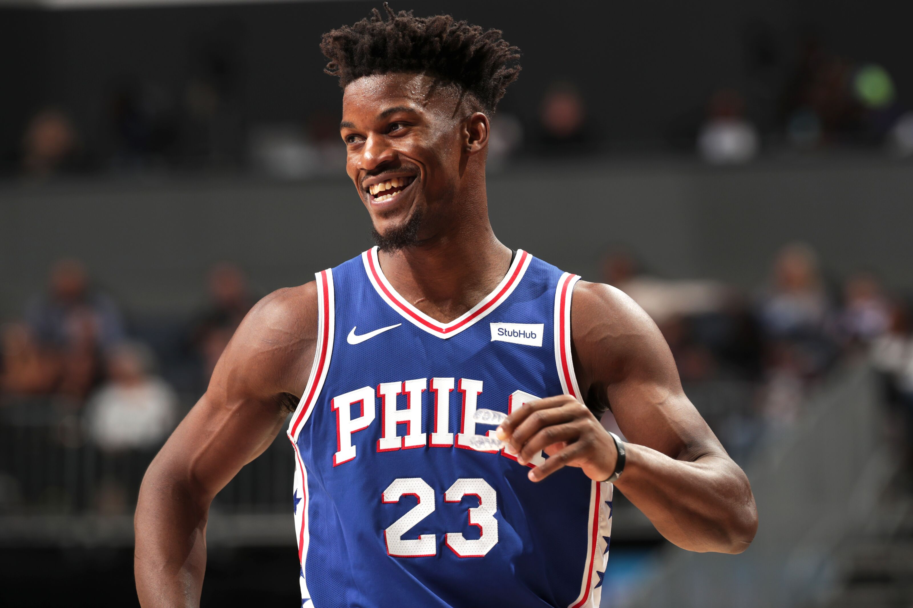 2aaa34b83 Philadelphia 76ers  An insight into the changes made by Jimmy Butler