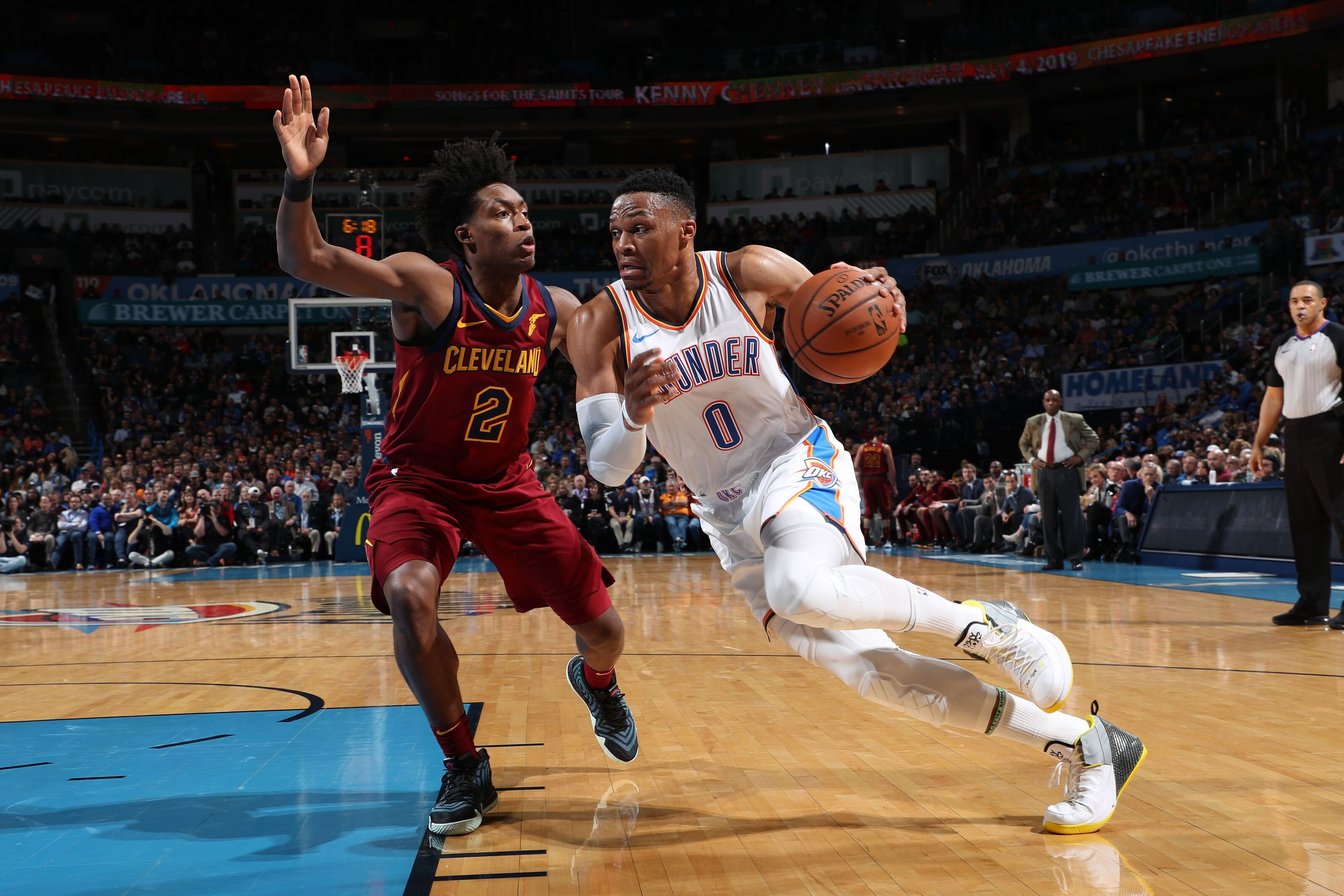 dafedd25a49e Could Russell Westbrook average a triple-double for third straight year