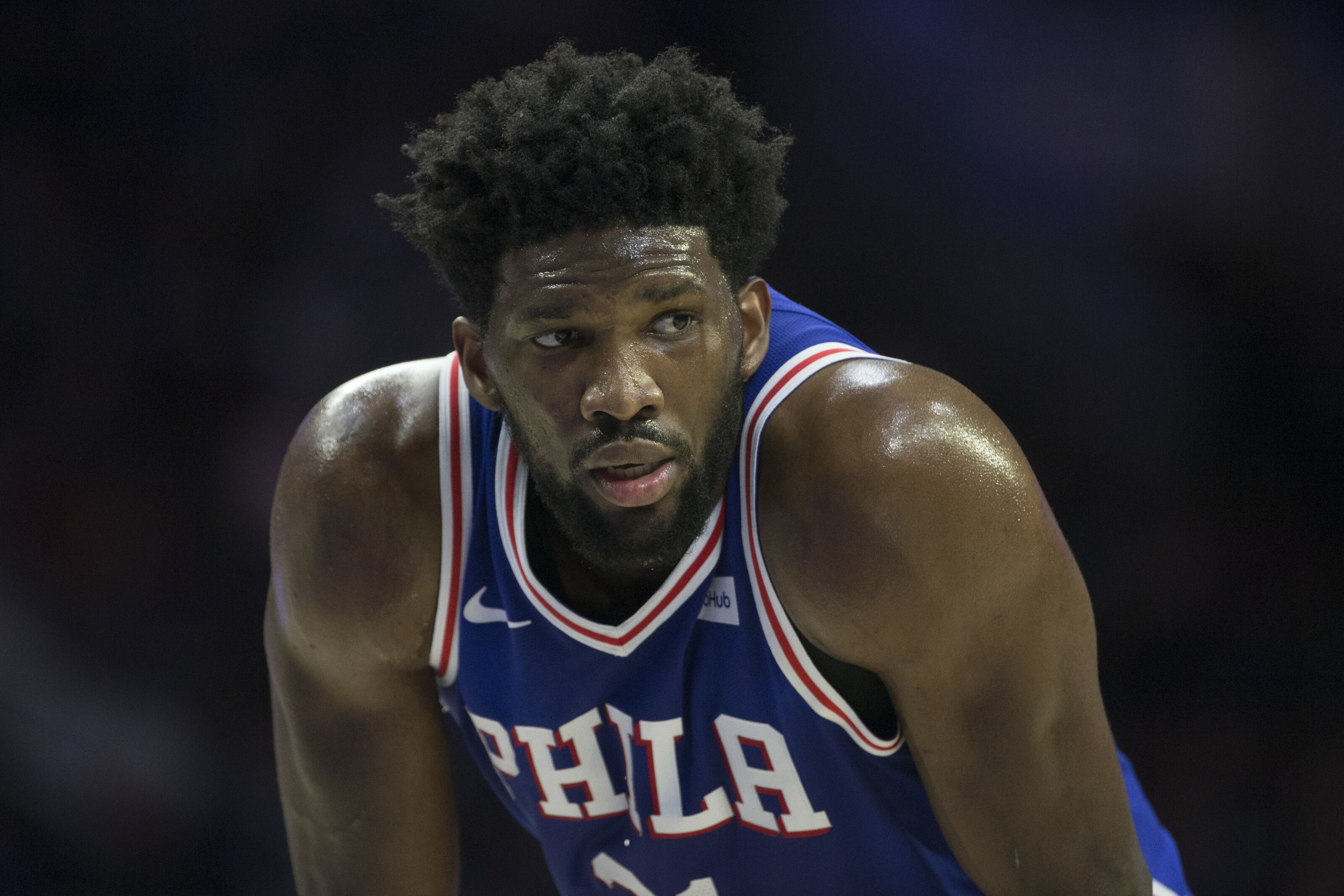 a25d0c5bc Philadelphia 76ers  Joel Embiid continues to make his case for MVP