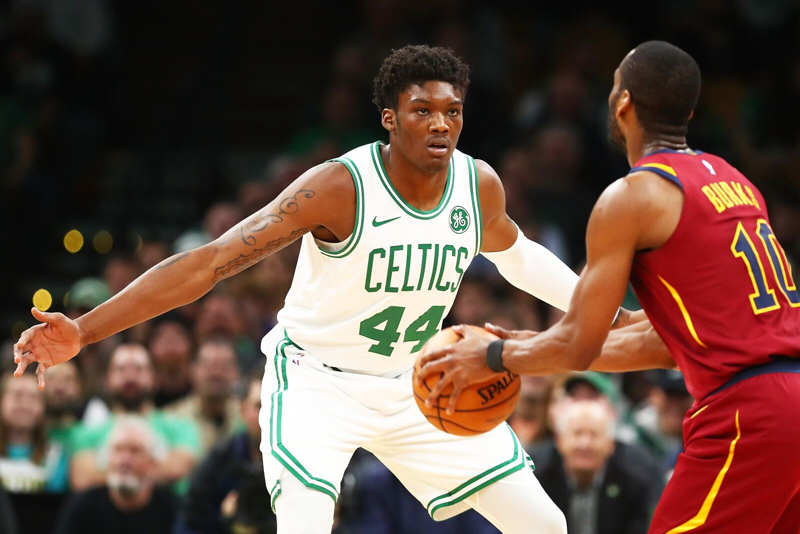 half off 8a8ce 765ec Boston Celtics: A positive outlook on Robert Williams in the ...
