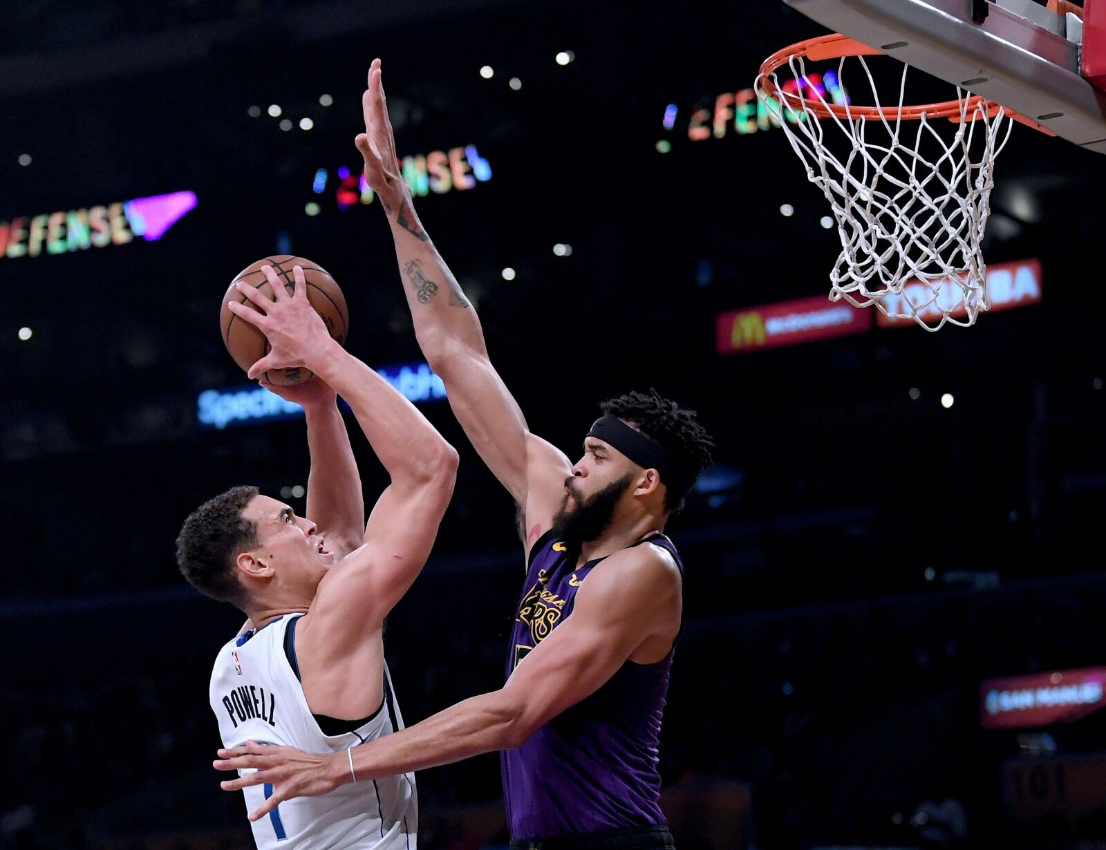 3323002fc1c JaVale McGee s absence highlights his importance to Los Angeles Lakers