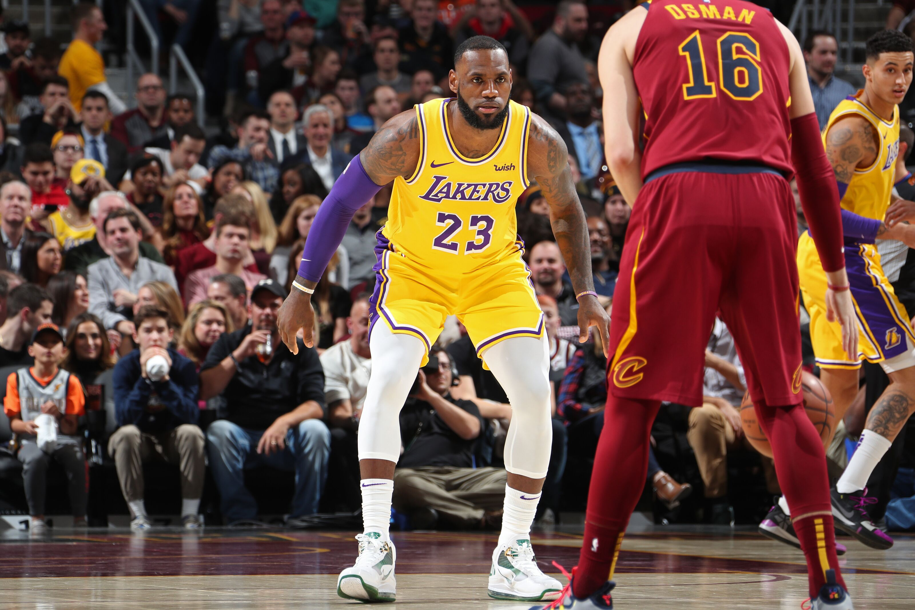 0ed65c8a7d75 Cleveland Cavaliers  LeBron James still made the right decision