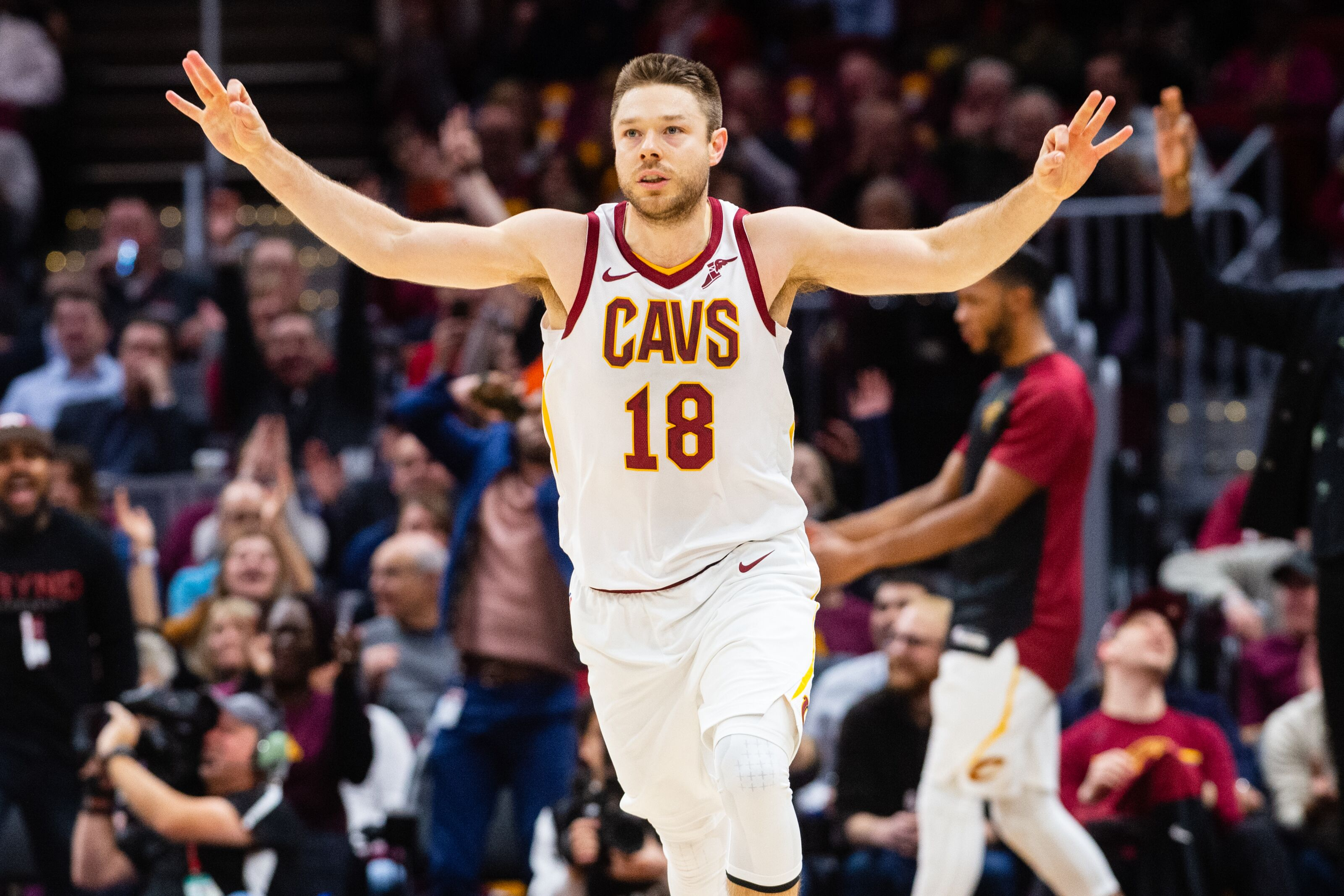 579ece1f4a3 Matthew Dellavedova fits perfectly with Cleveland Cavaliers, again