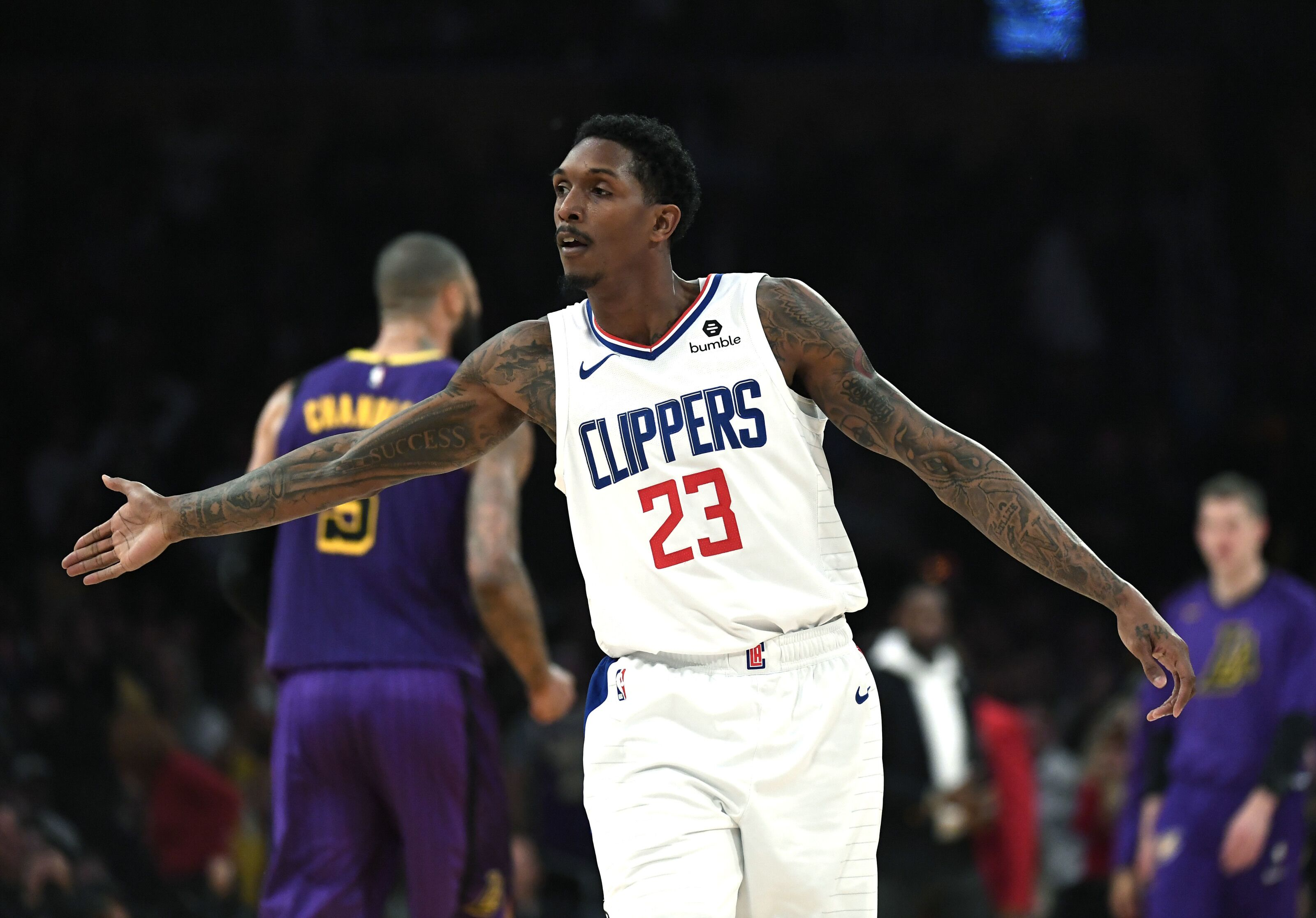 3b13108e739 Los Angeles Clippers  Lou Williams  most exciting time of the year