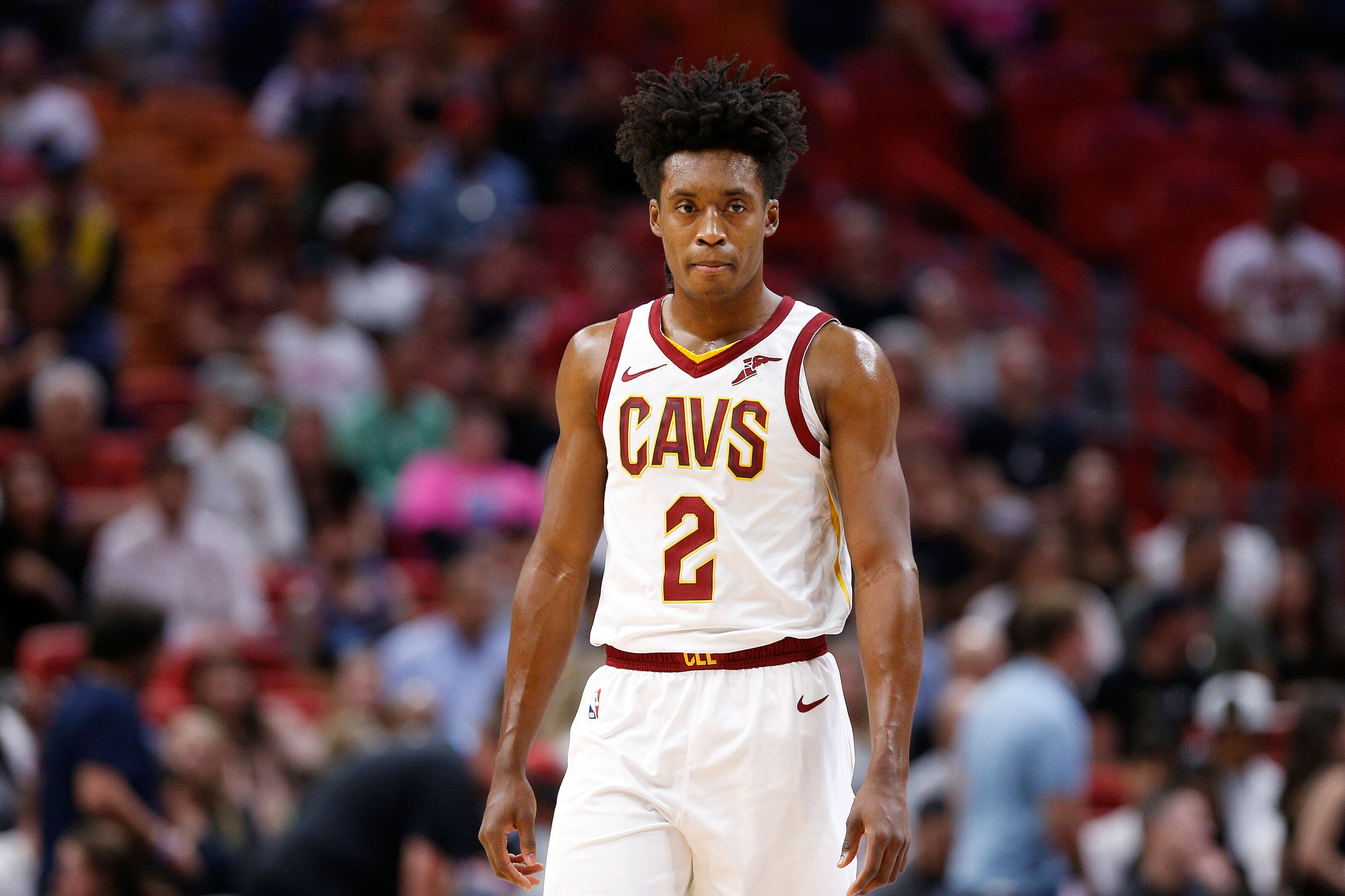 53f108983 Cleveland Cavaliers  Collin Sexton snubbed from Rising Stars Challenge