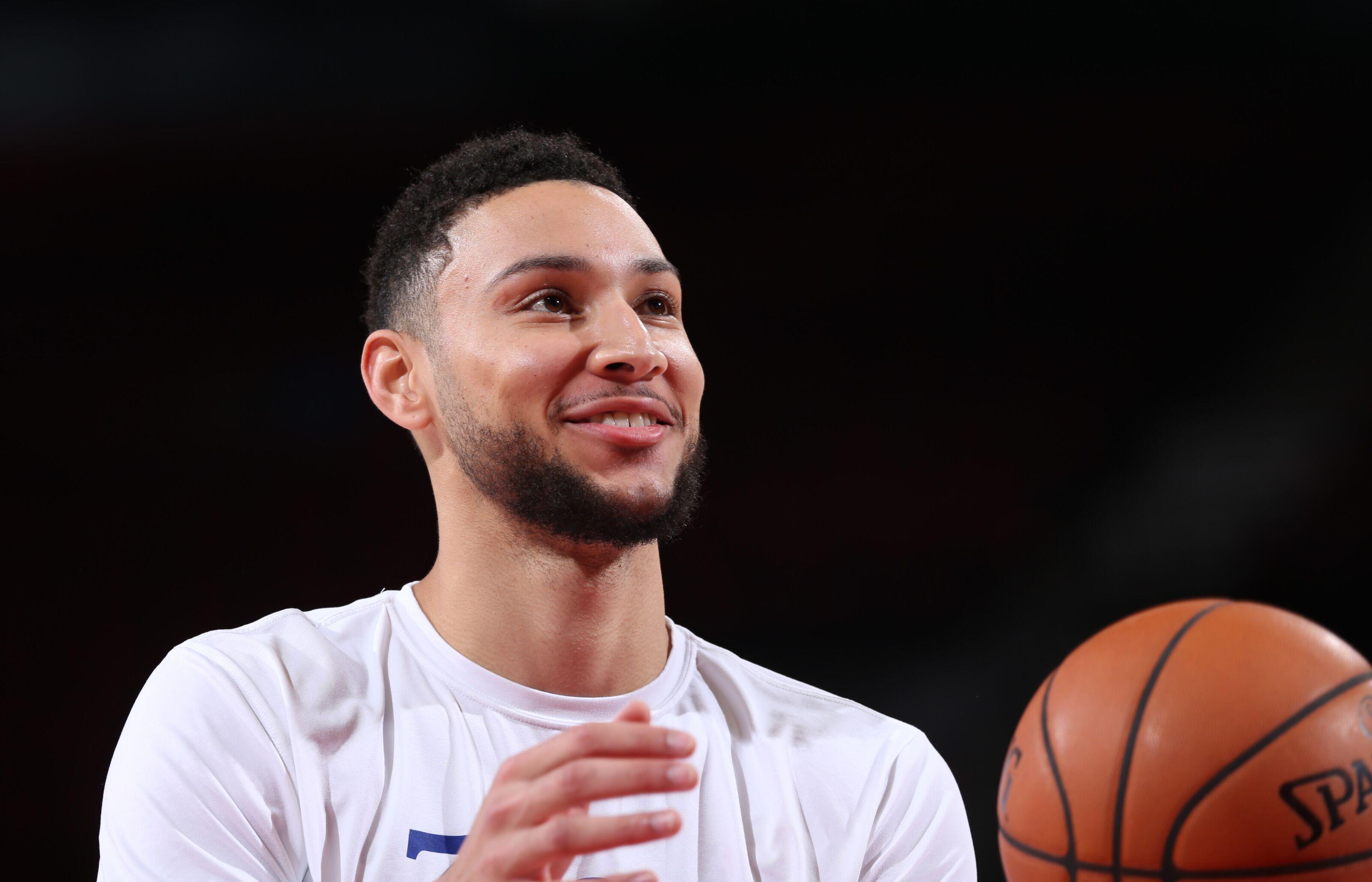 1ce6b23b0dd2 Philadelphia 76ers should trade Ben Simmons