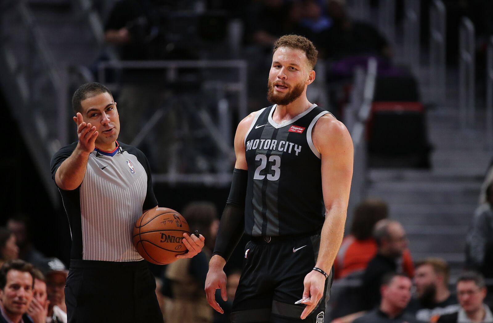 Detroit Pistons: Blake Griffin keeping team afloat