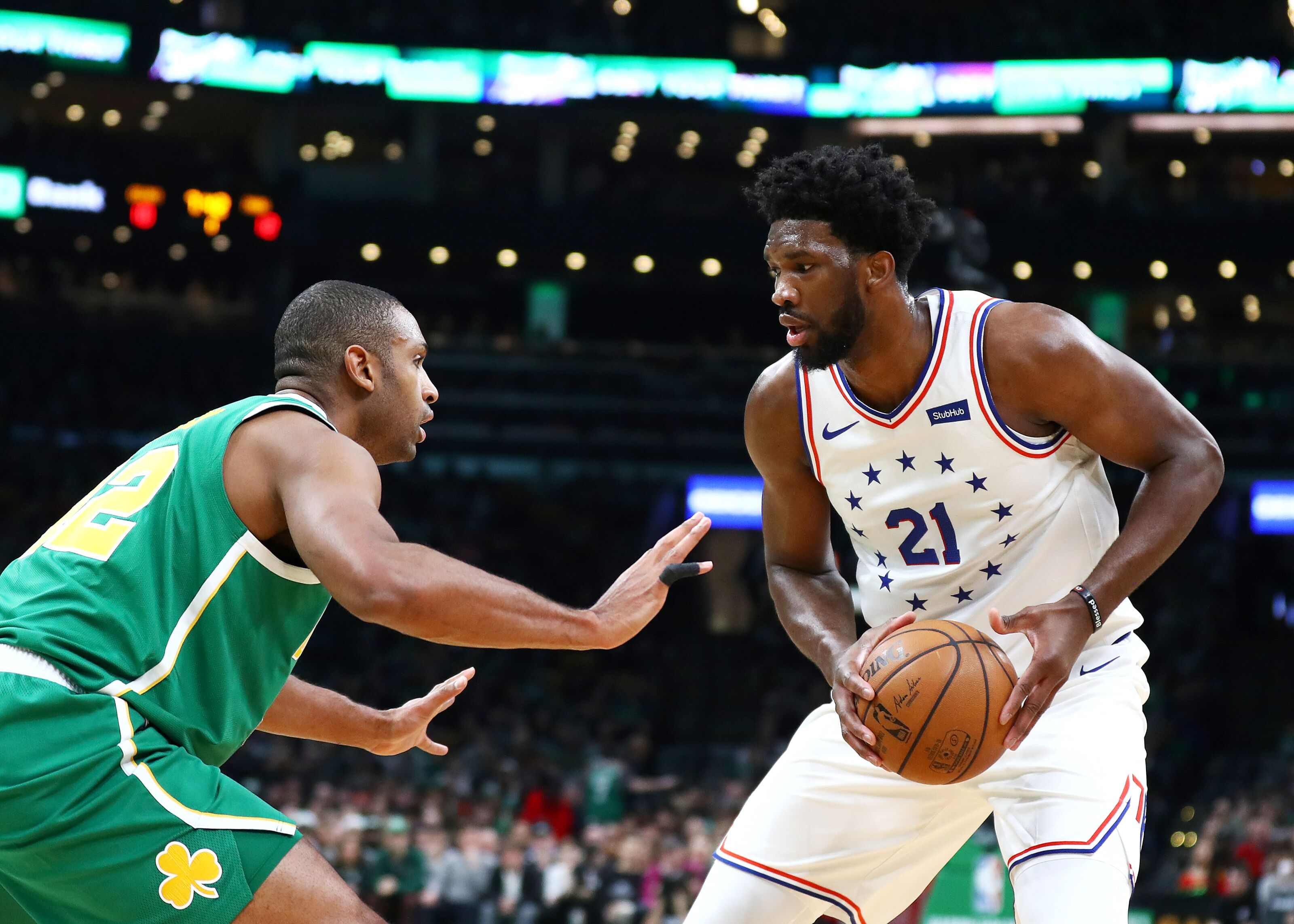 Philadelphia 76ers: A look into the Joel Embiid-Al Horford partnership