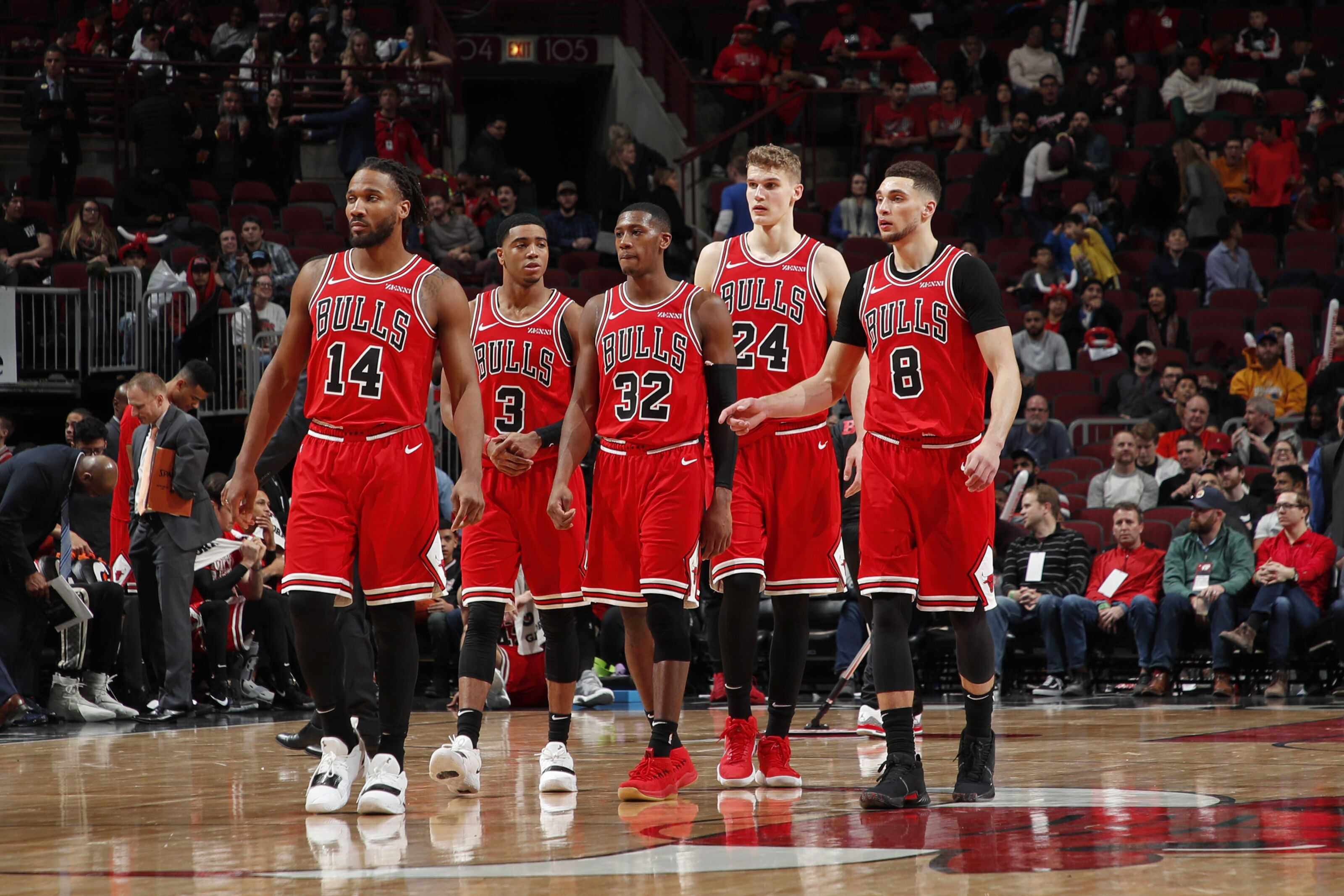 on sale 3712d a262e Chicago Bulls: 3 biggest storylines for the rest of the 2018 ...