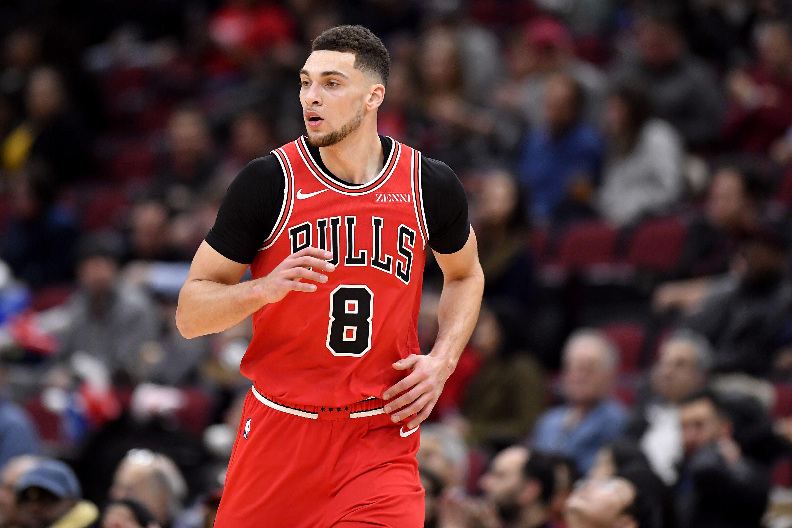 de53565831e Chicago Bulls  Should Zach LaVine be shut down for the season